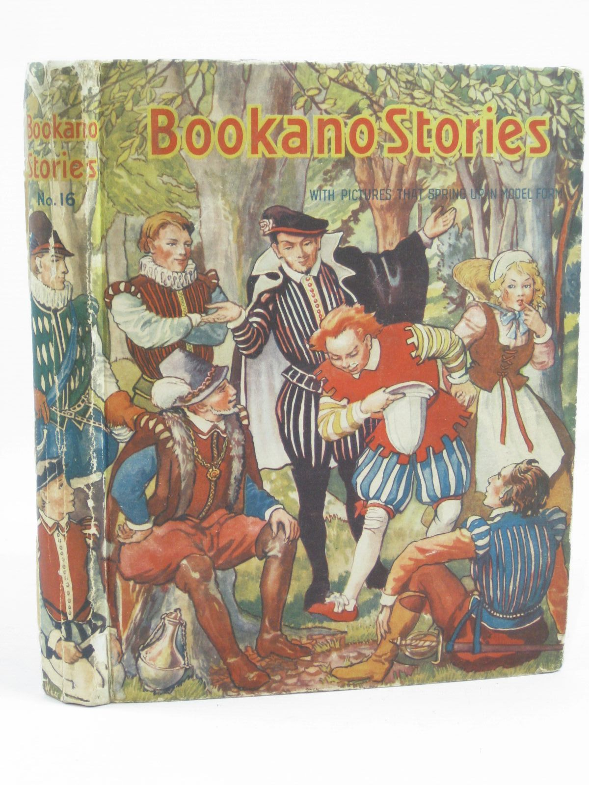 Photo of BOOKANO STORIES No. 16 written by Giraud, S. Louis published by Strand Publications (STOCK CODE: 1406465)  for sale by Stella & Rose's Books