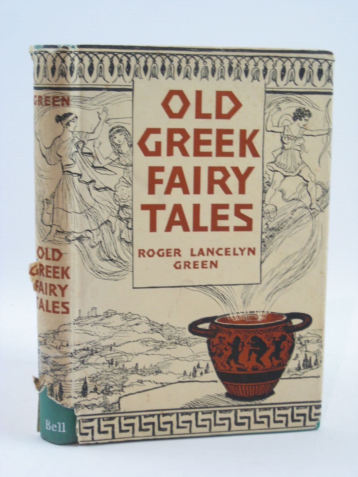 Photo of OLD GREEK FAIRY TALES written by Green, Roger Lancelyn illustrated by Shepard, E.H. published by G. Bell & Sons Ltd. (STOCK CODE: 1406539)  for sale by Stella & Rose's Books
