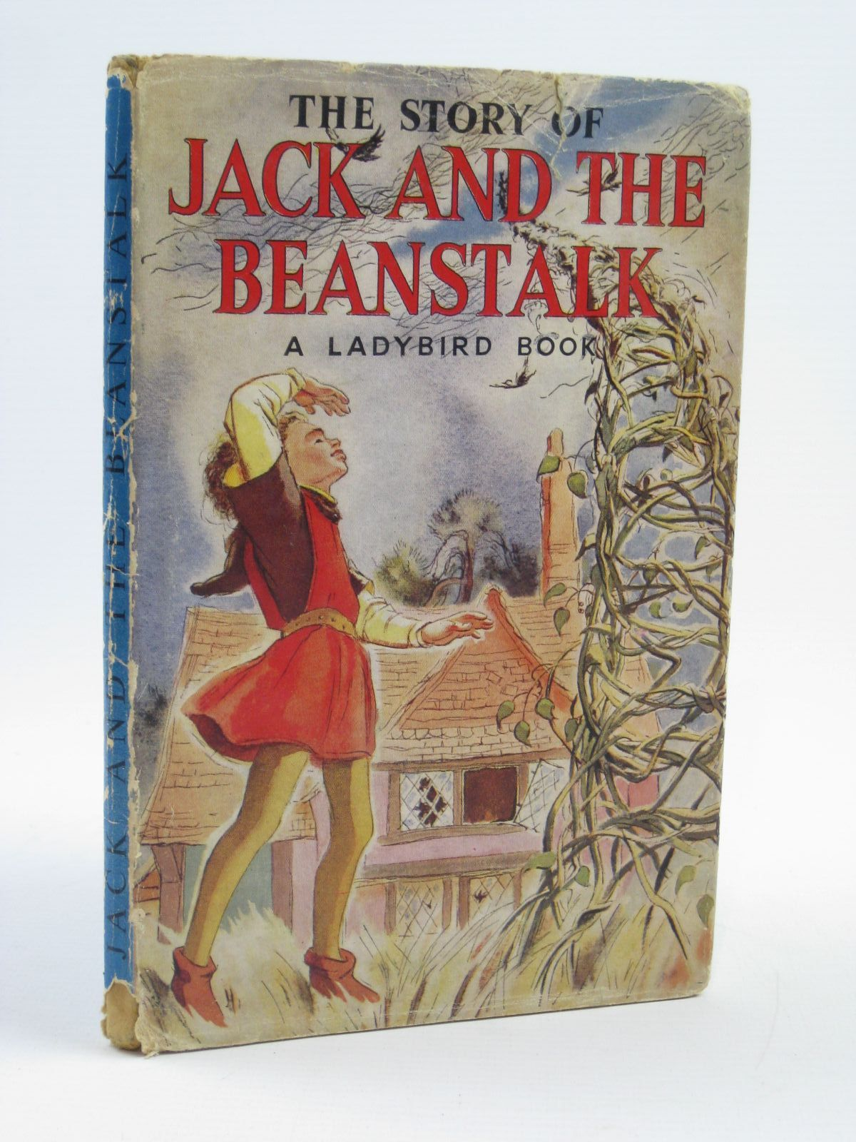 Photo of THE STORY OF JACK AND THE BEANSTALK written by Levy, Muriel illustrated by Murrell, Ruth published by Wills & Hepworth Ltd. (STOCK CODE: 1406617)  for sale by Stella & Rose's Books