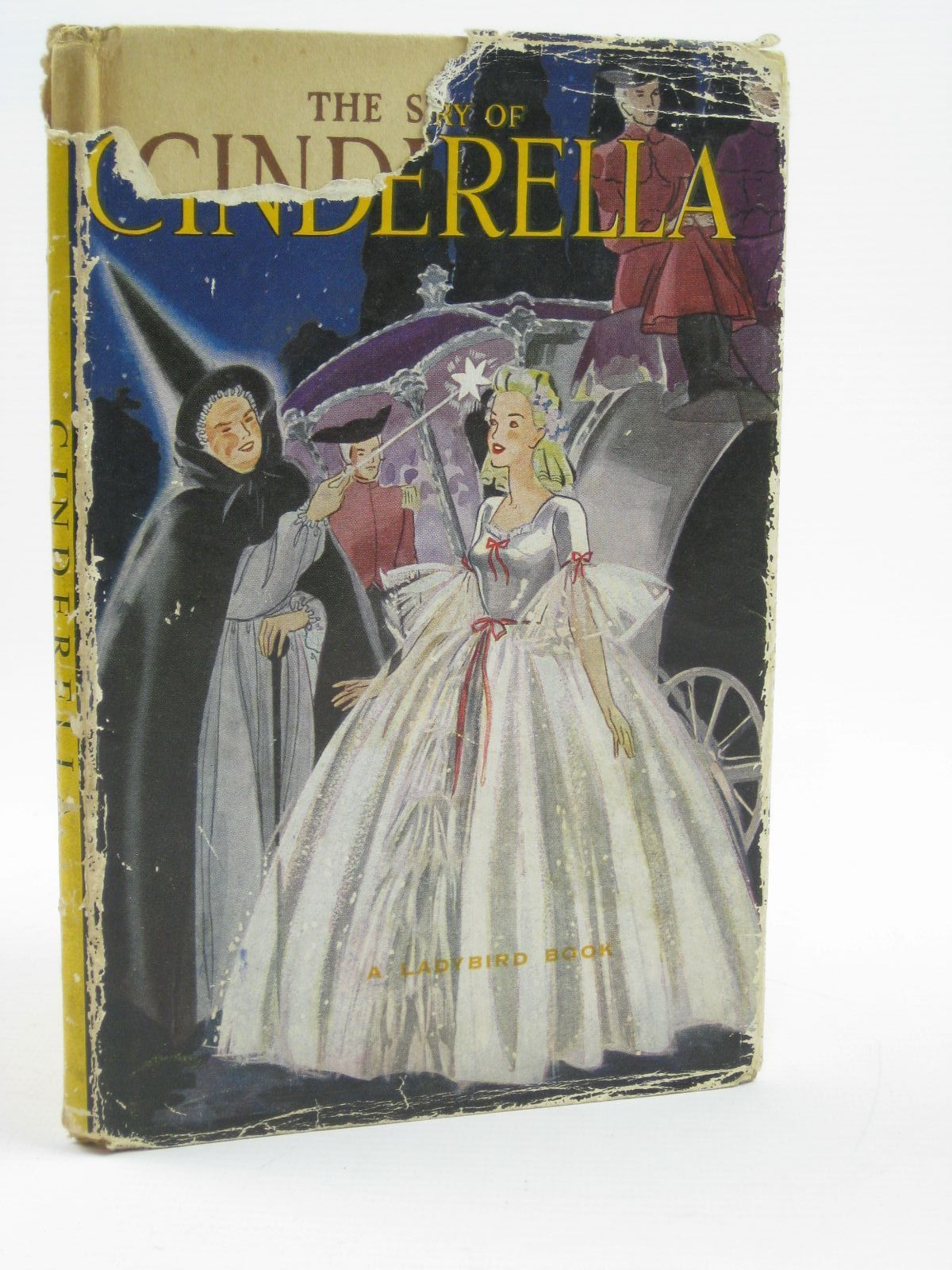 Photo of THE STORY OF CINDERELLA written by Levy, Muriel illustrated by Bowmar, Evelyn published by Wills & Hepworth Ltd. (STOCK CODE: 1406618)  for sale by Stella & Rose's Books