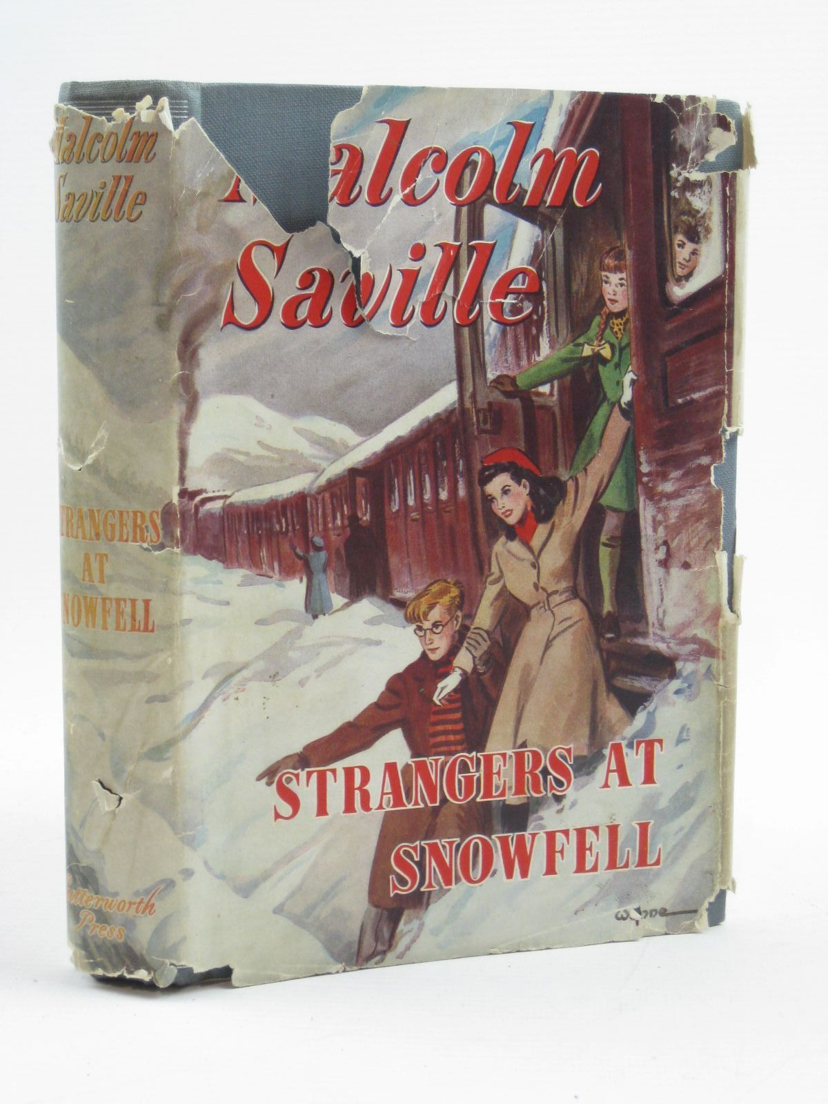 Strangers At Snowfell