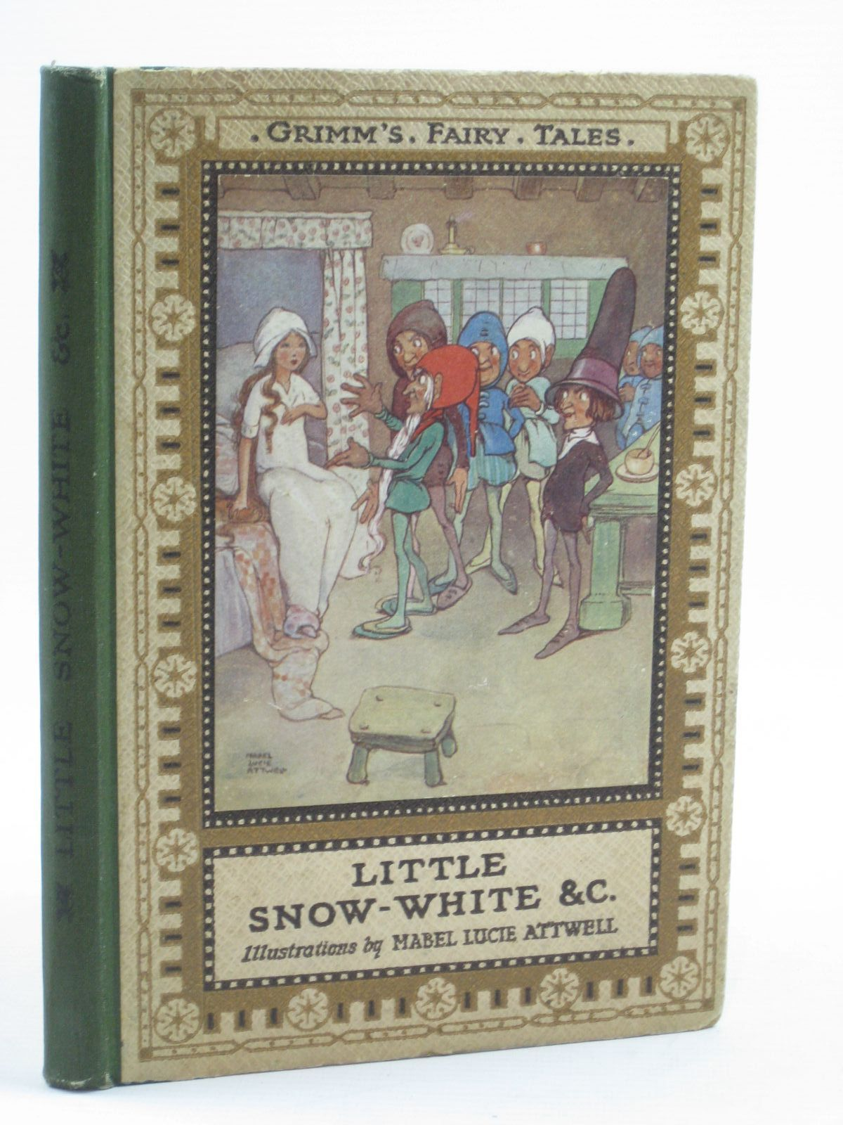 Little Snow-white And Other Stories