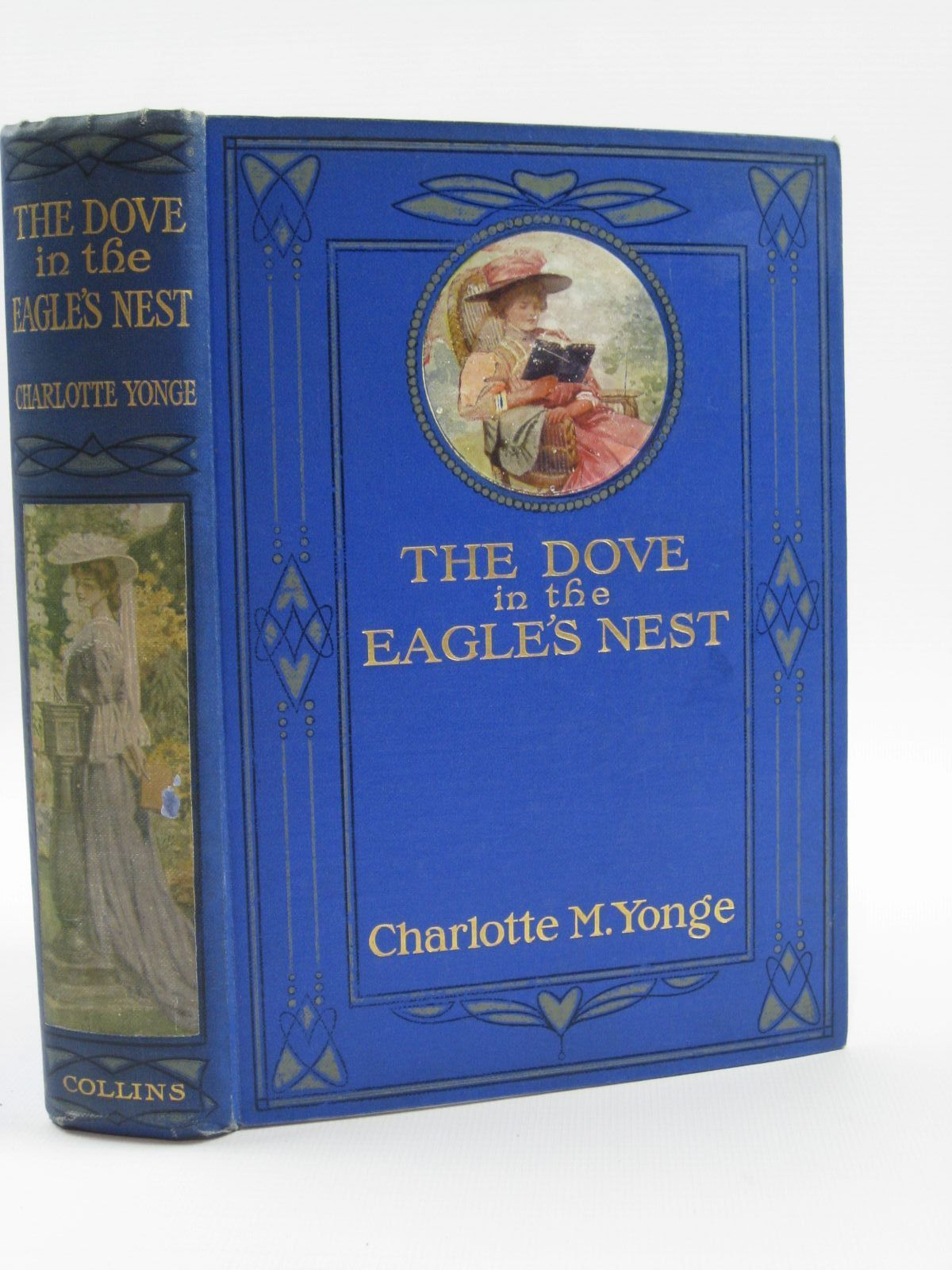Photo of THE DOVE IN THE EAGLE'S NEST written by Yonge, Charlotte M. illustrated by Groome, W.H.C. published by Collins Clear-Type Press (STOCK CODE: 1407049)  for sale by Stella & Rose's Books