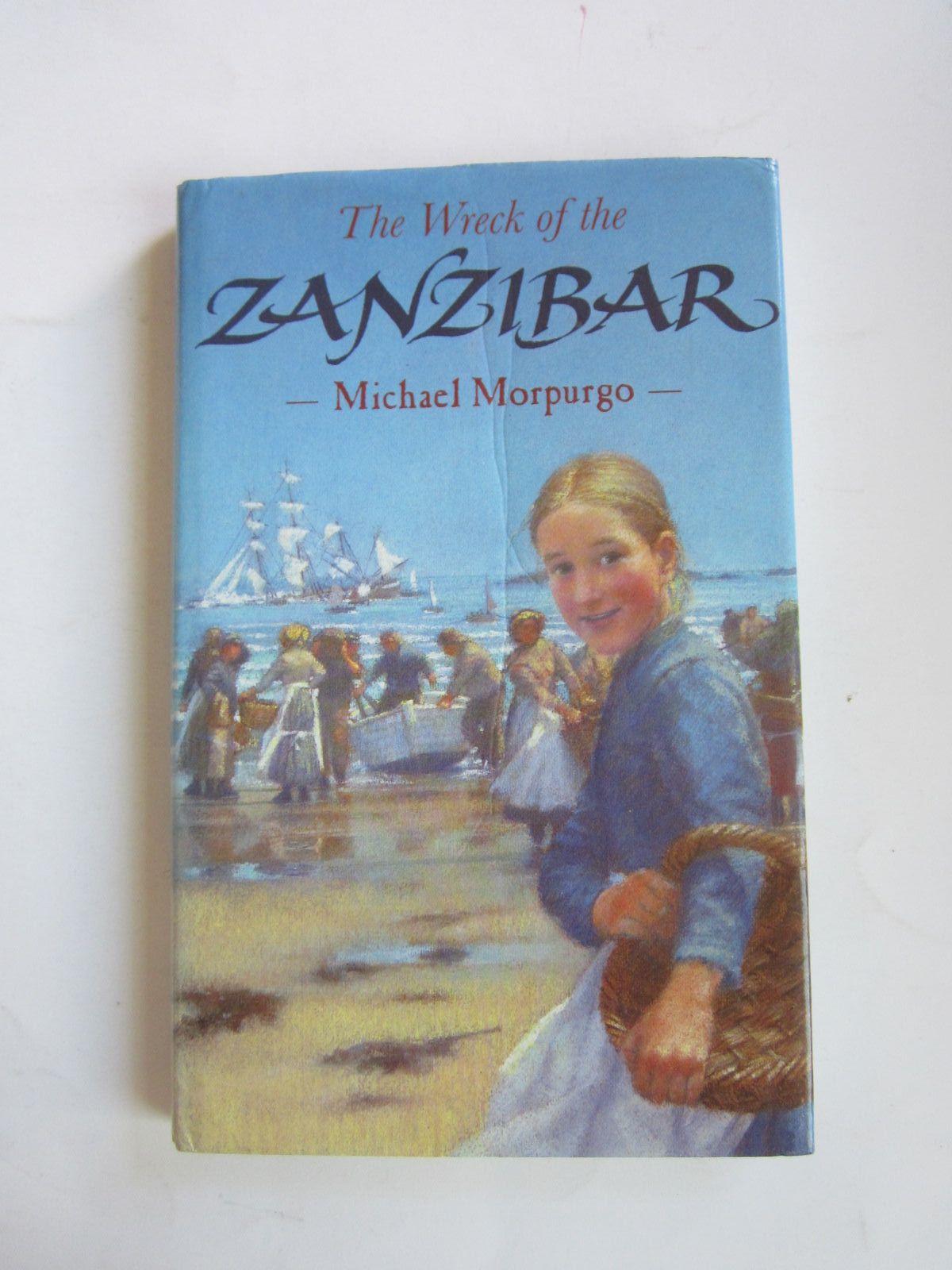 The wreck of the zanzibar book report