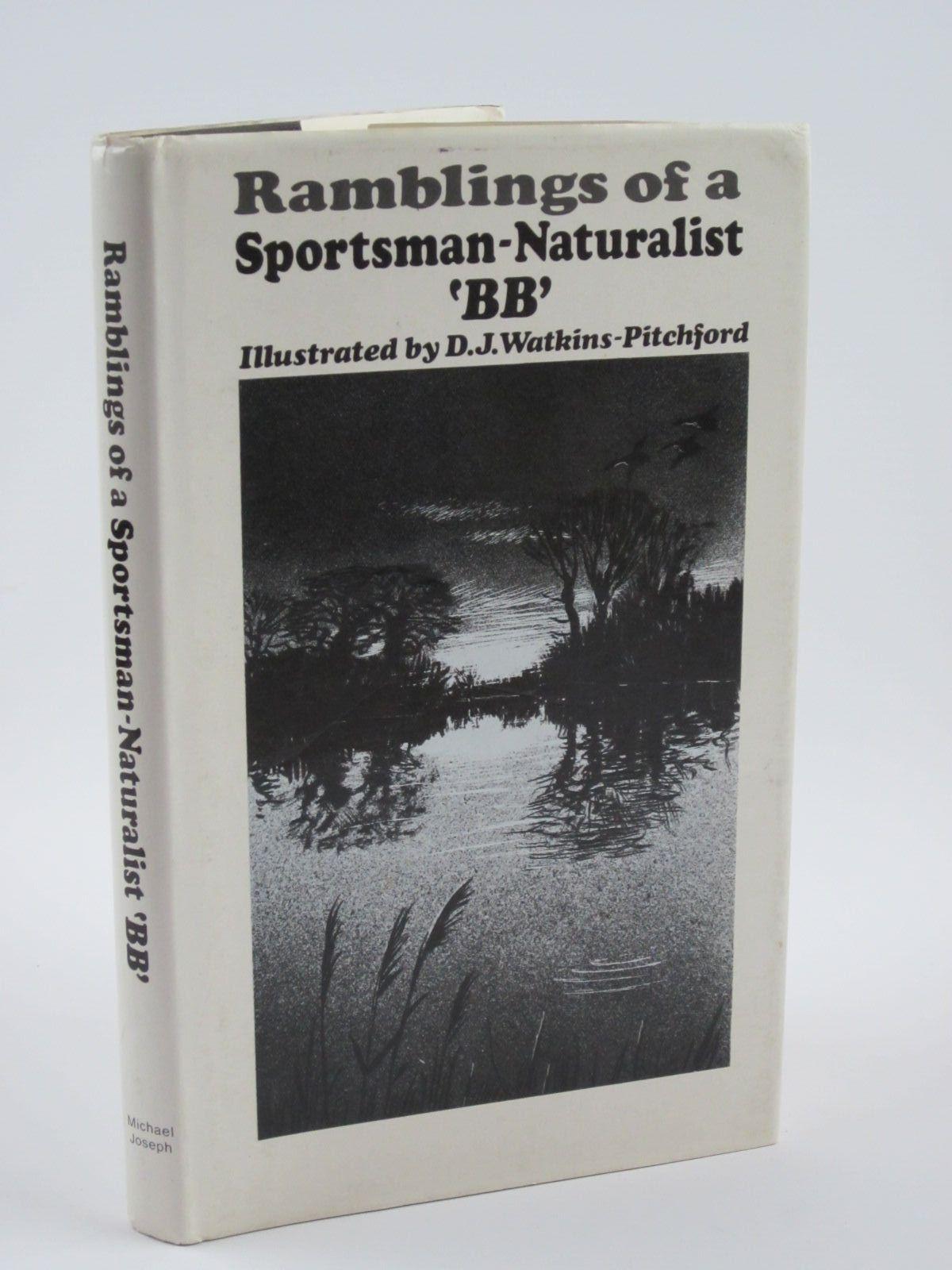 Photo of RAMBLINGS OF A SPORTSMAN-NATURALIST