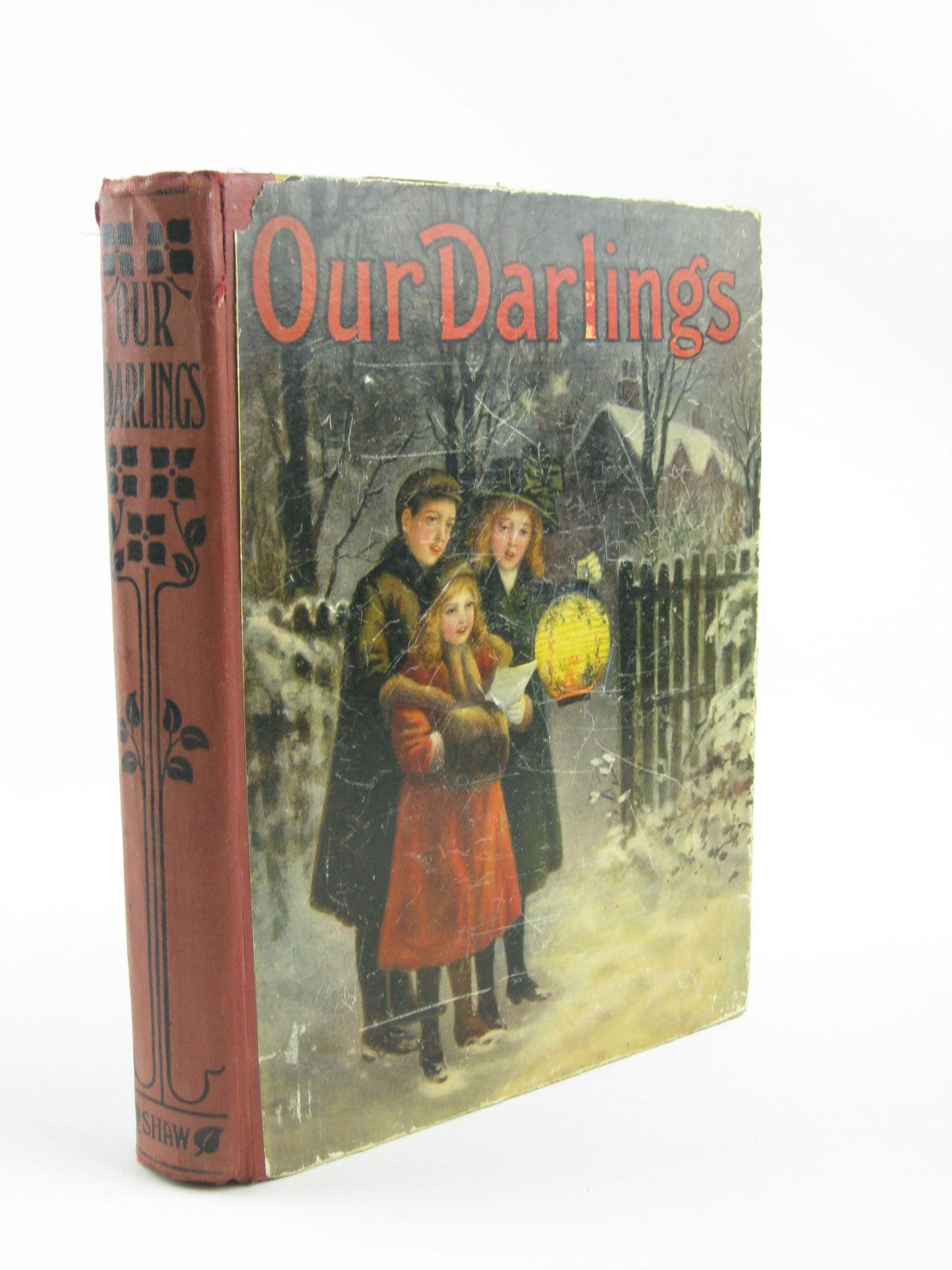 Photo of OUR DARLINGS illustrated by Aris, Ernest A.<br />Wain, Louis<br />Dudley, Ambrose<br />et al.,  published by John F. Shaw & Co Ltd. (STOCK CODE: 1501367)  for sale by Stella & Rose's Books