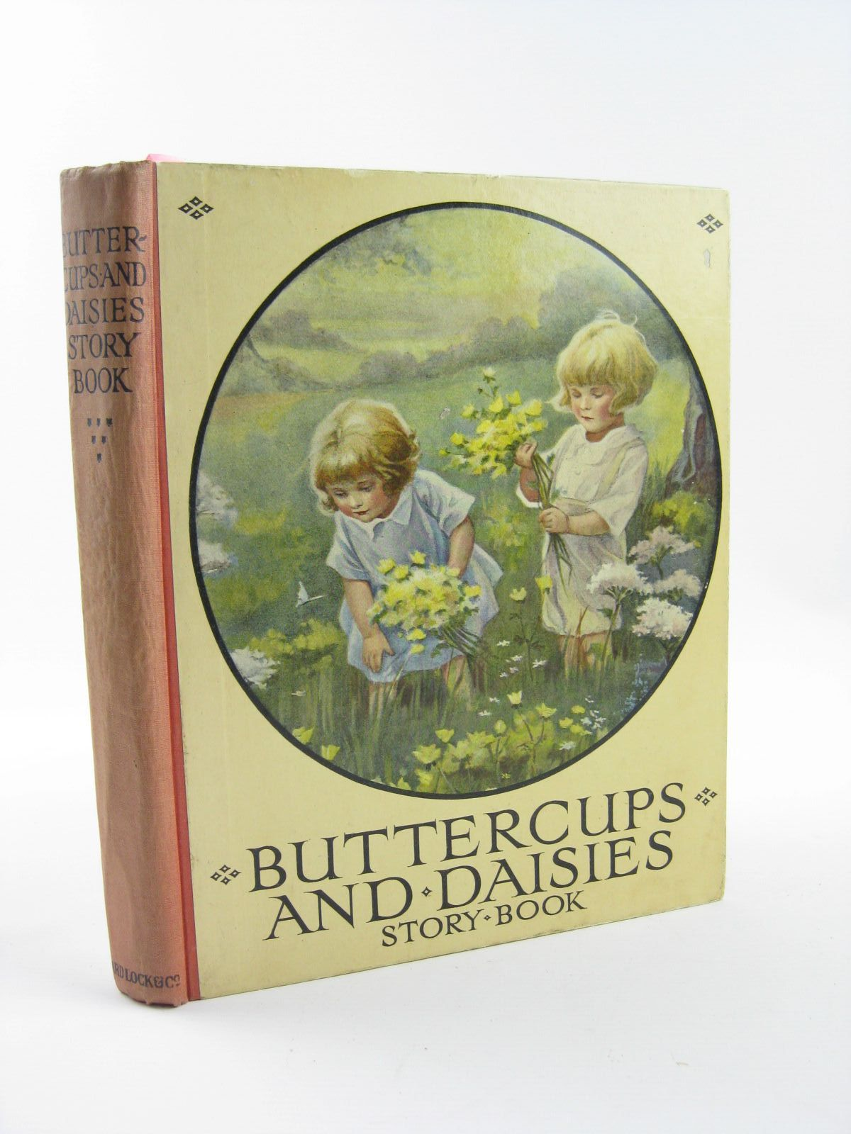 Photo of BUTTERCUPS AND DAISIES STORY BOOK written by Marsh-Lambert, H.G.C.<br />Braine, Sheila E.<br />Maybank, Thomas<br />et al, illustrated by Wain, Louis<br />Robinson, W. Heath<br />Maybank, Thomas<br />et al.,<br />Lambert, H.G.C. Marsh published by Ward, Lock & Co. Ltd. (STOCK CODE: 1501377)  for sale by Stella & Rose's Books