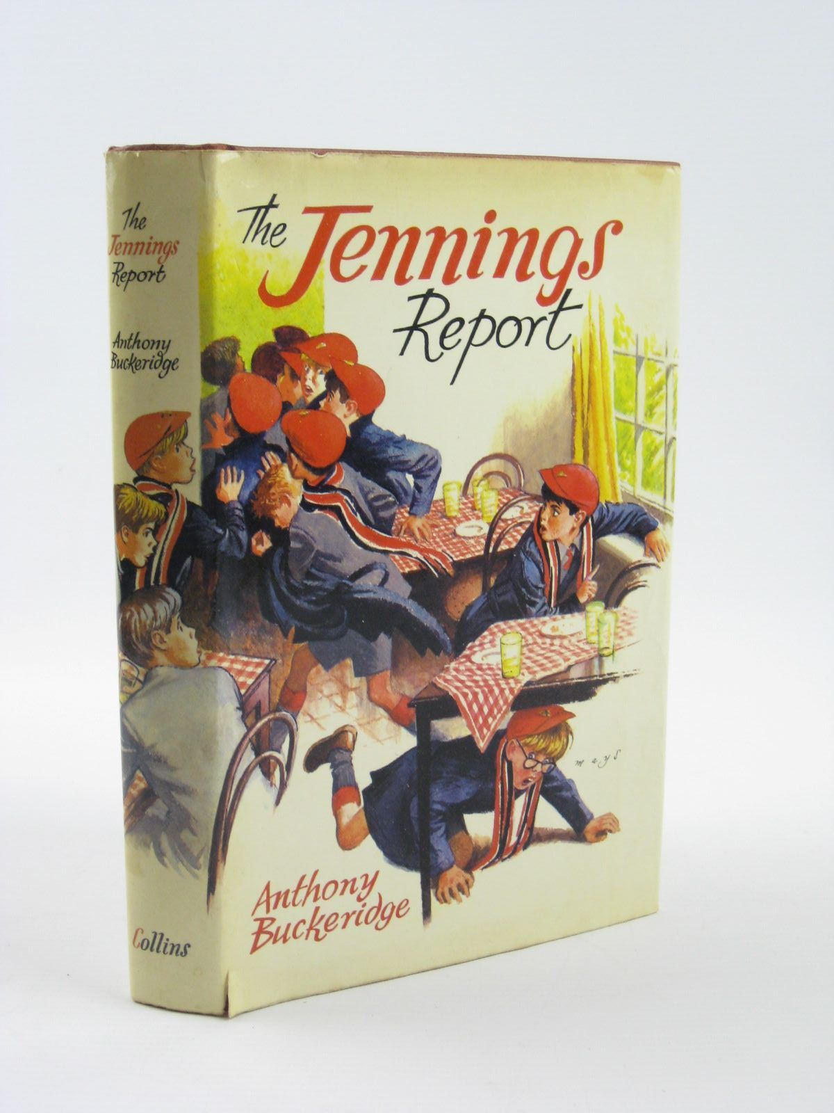 Photo of THE JENNINGS REPORT