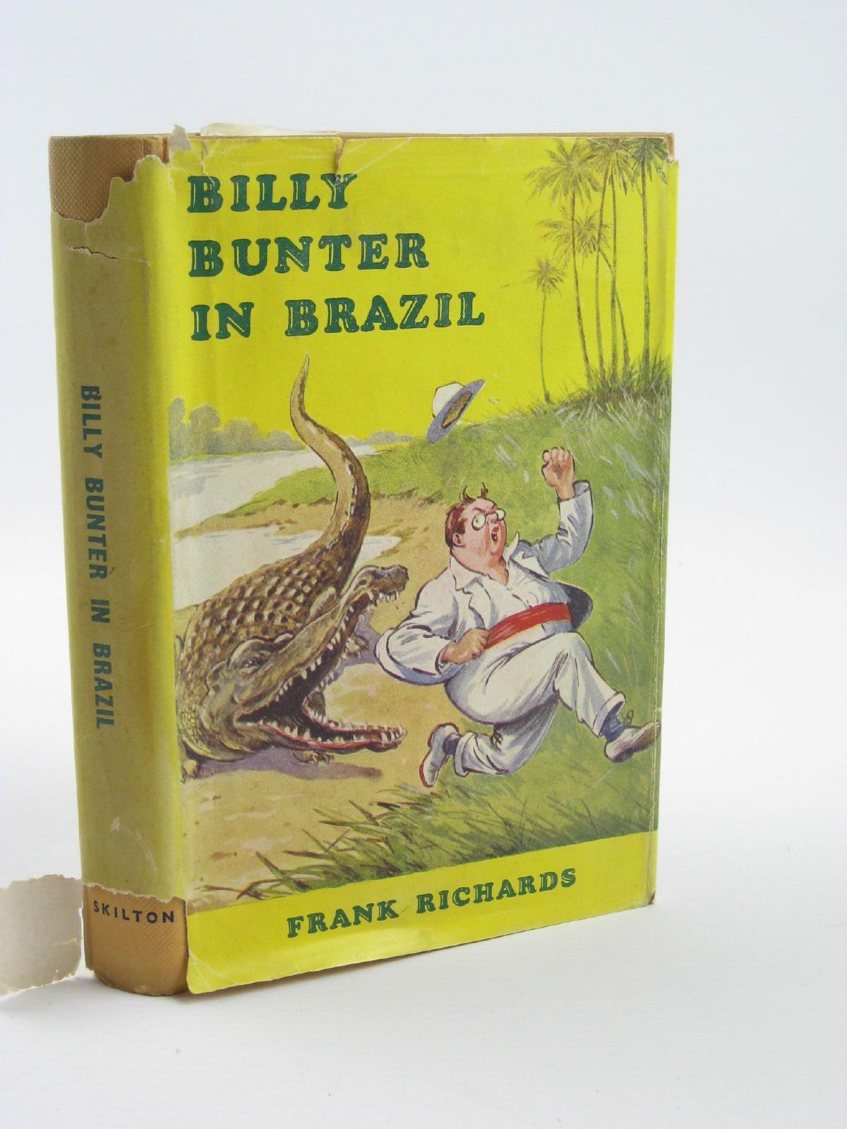 Photo of BILLY BUNTER IN BRAZIL