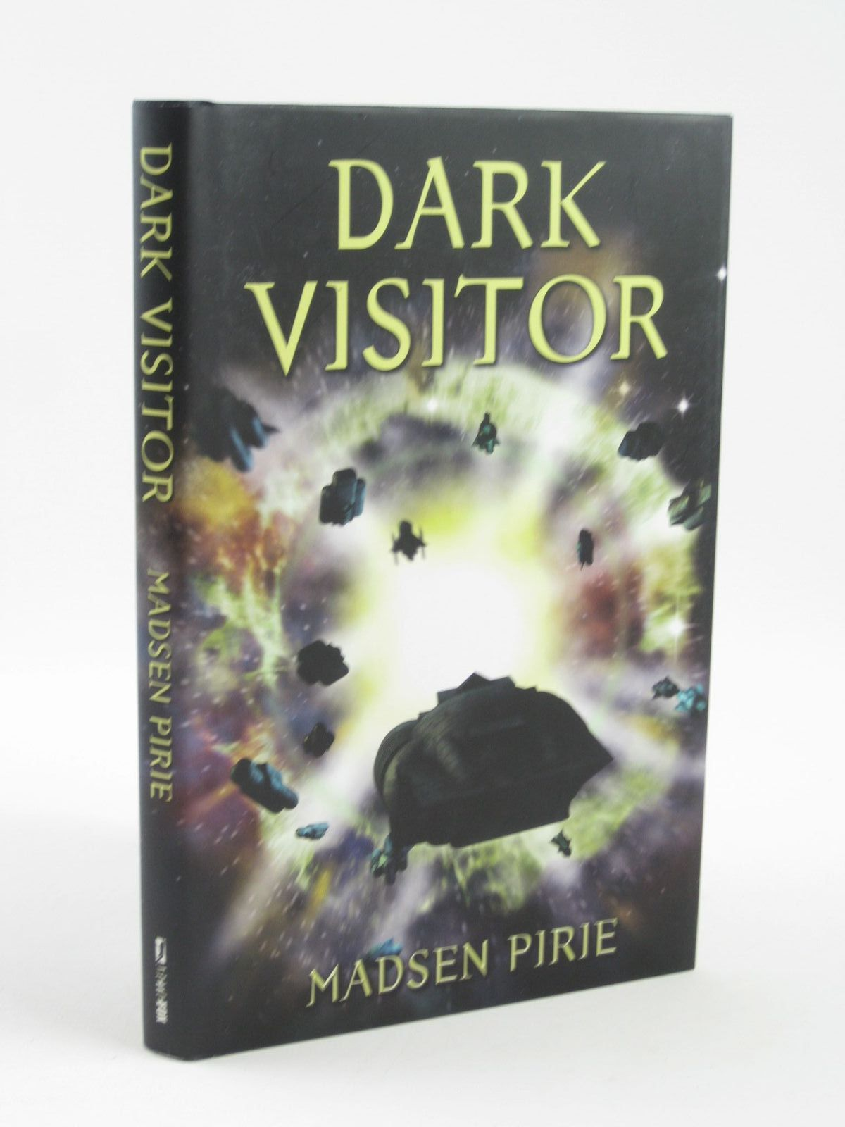 Photo of DARK VISITOR written by Pirie, Madsen published by Arctic Fox Books (STOCK CODE: 1501648)  for sale by Stella & Rose's Books