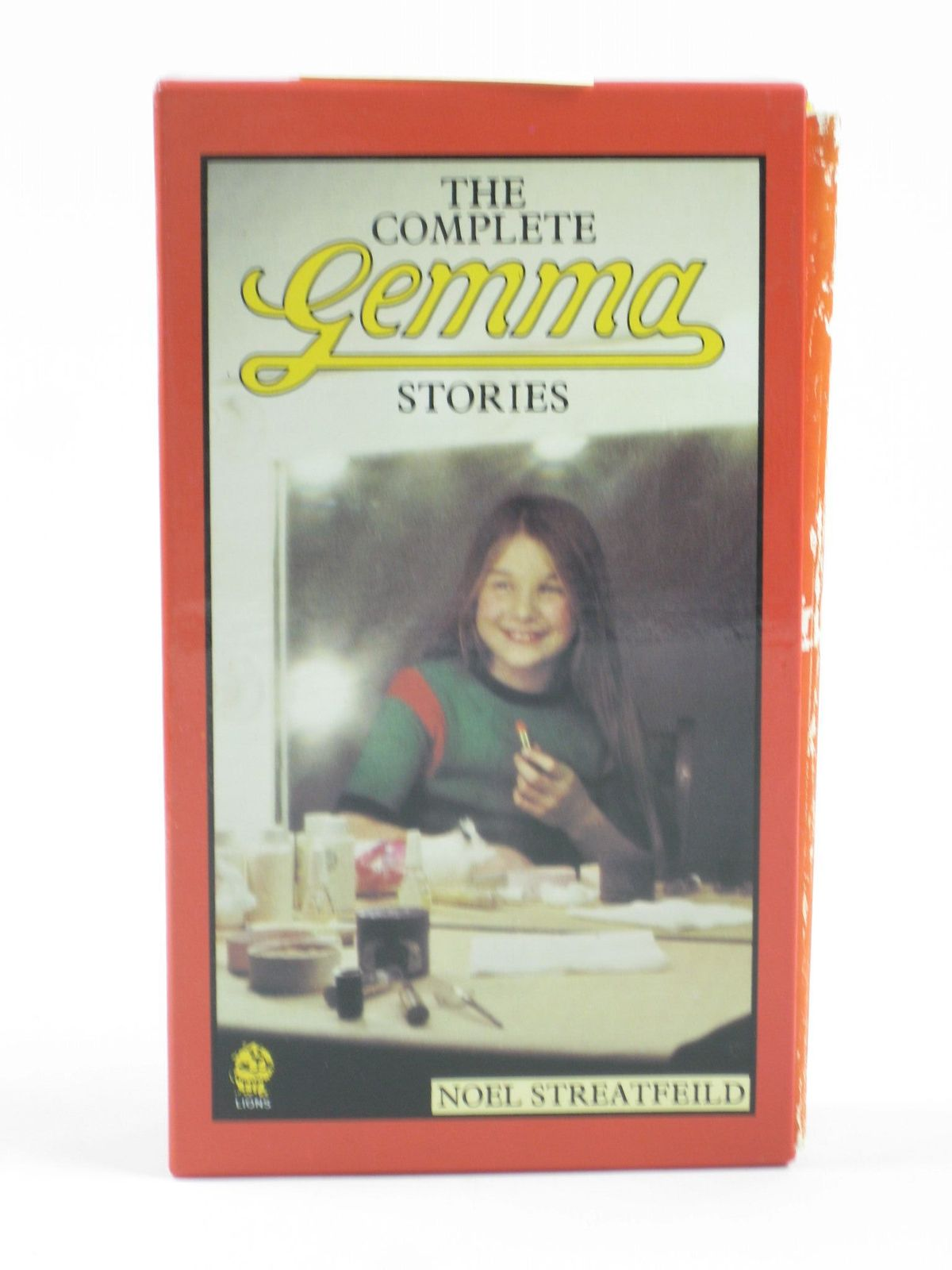 Photo of THE COMPLETE GEMMA STORIES