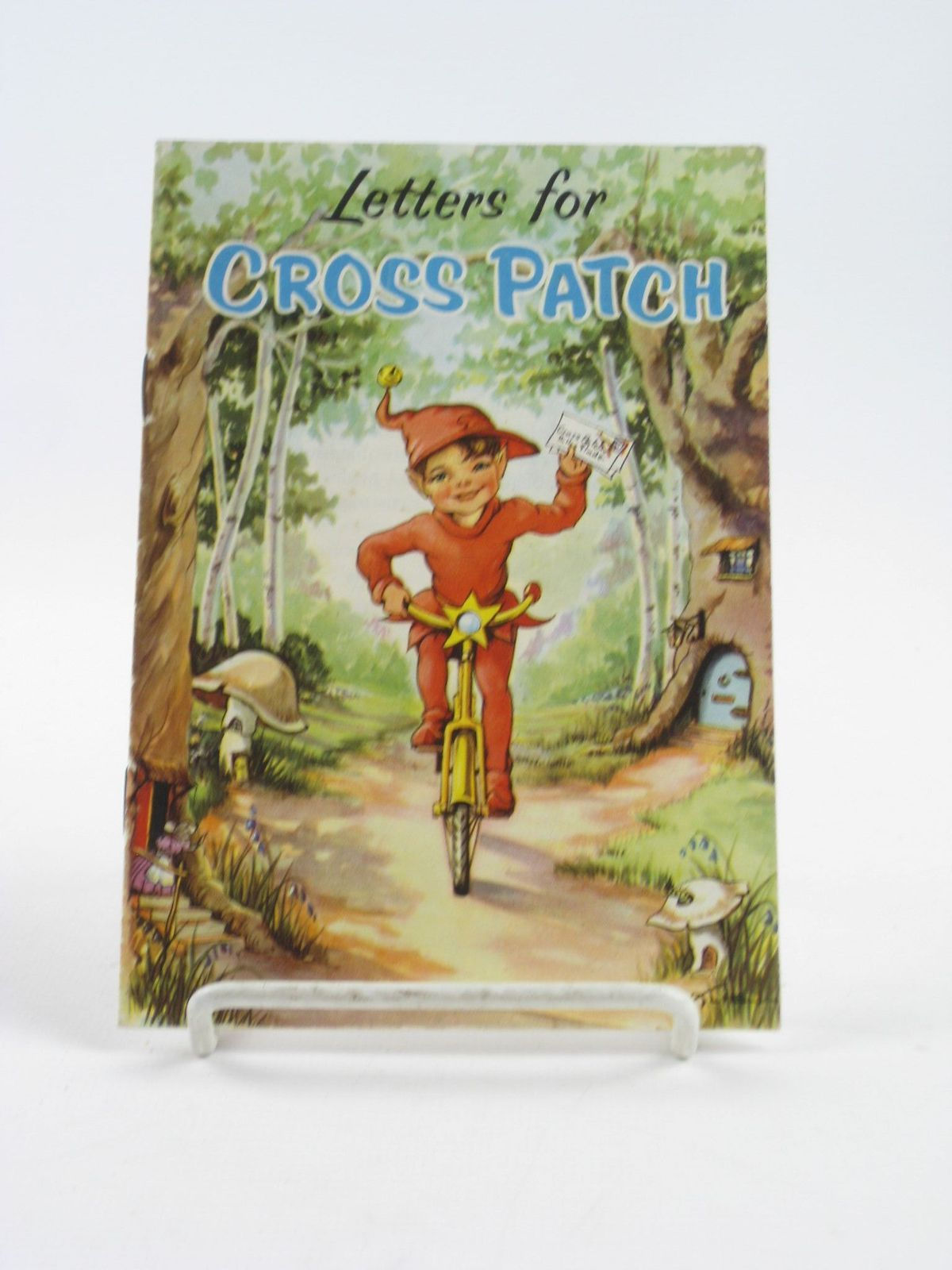 Photo of LETTERS FOR CROSS PATCH illustrated by Eulalie, (STOCK CODE: 1501831)  for sale by Stella & Rose's Books