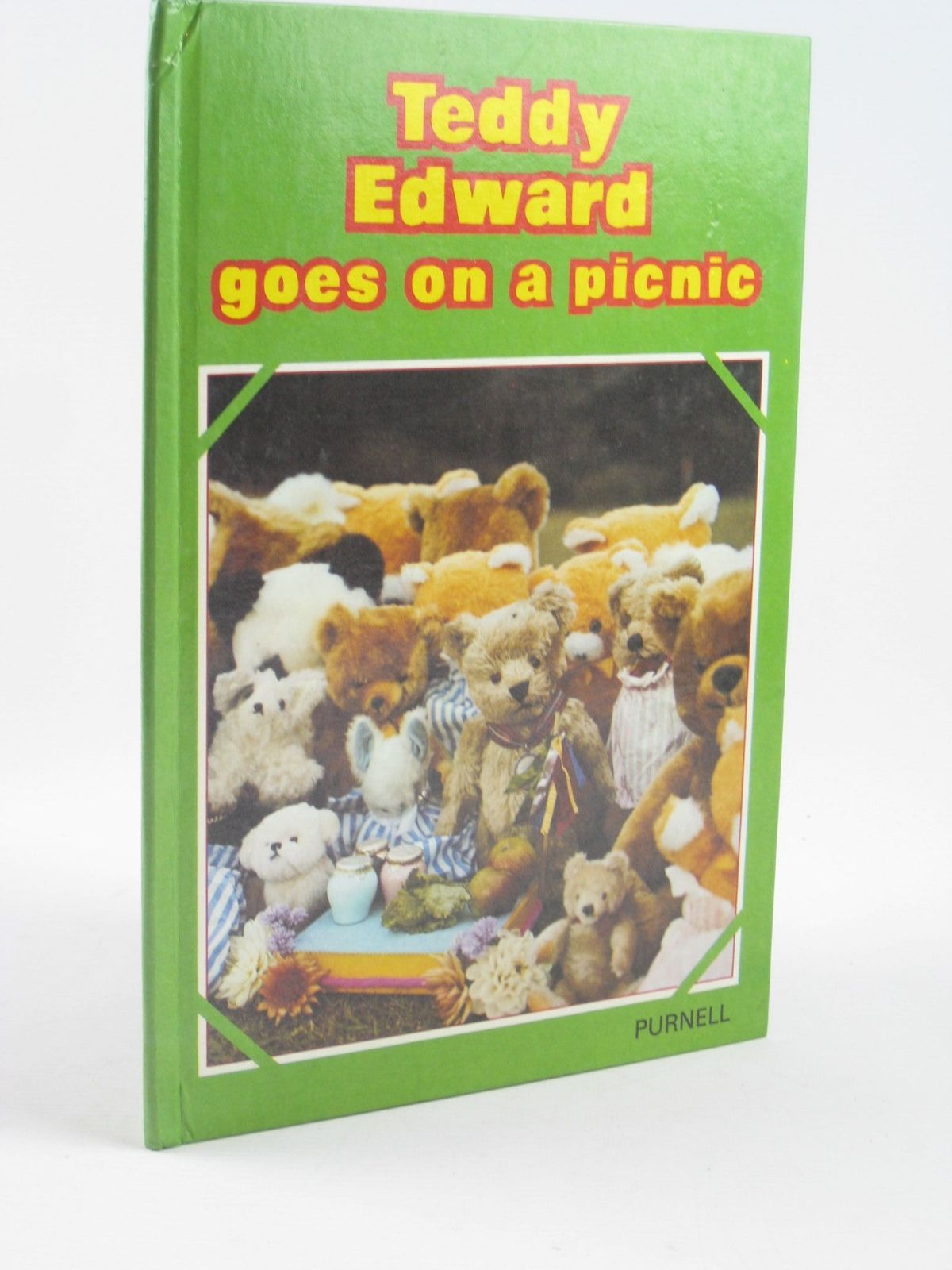 Photo of TEDDY EDWARD GOES ON A PICNIC written by Matthews, Patrick<br />Matthews, Mollie published by Purnell (STOCK CODE: 1501869)  for sale by Stella & Rose's Books