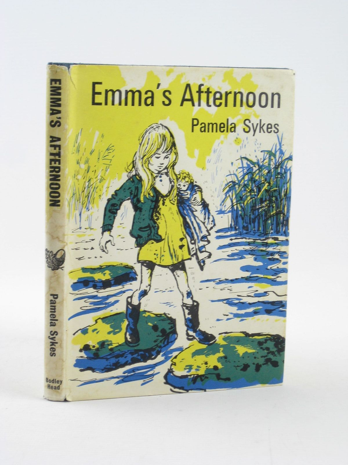 Photo of EMMA'S AFTERNOON written by Sykes, Pamela illustrated by Phillips, Douglas published by The Bodley Head (STOCK CODE: 1501936)  for sale by Stella & Rose's Books