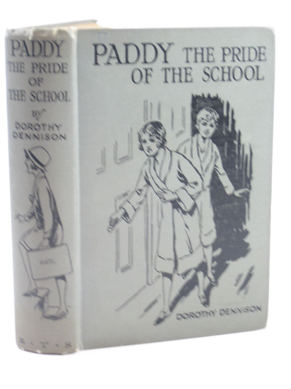 Photo of PADDY THE PRIDE OF THE SCHOOL written by Dennison, Dorothy illustrated by East, Laurence published by Every Girl's Paper Office (STOCK CODE: 1501955)  for sale by Stella & Rose's Books