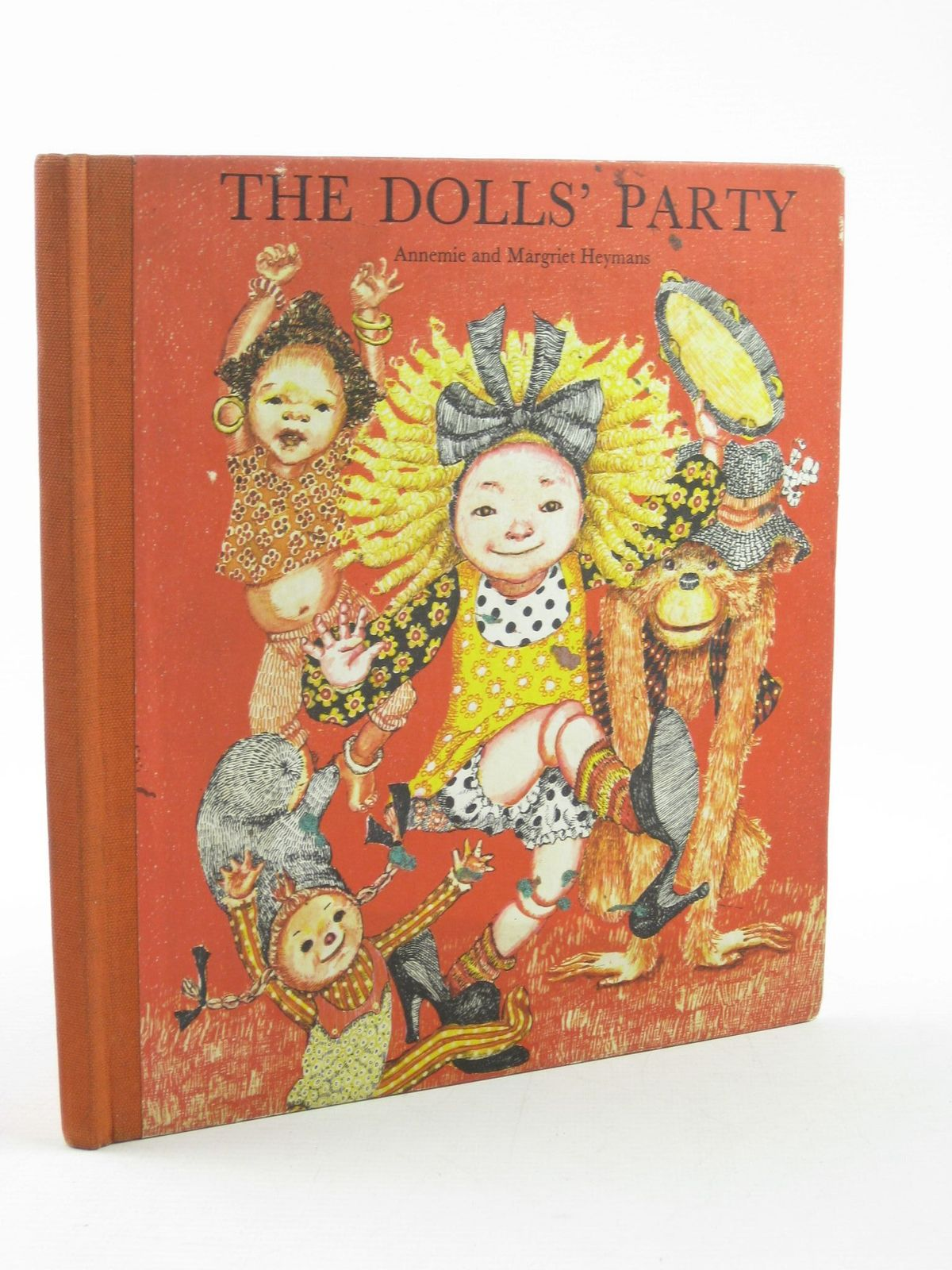 Photo of THE DOLLS' PARTY written by Heymans, Annemie<br />Heymans, Margriet published by Andre Deutsch (STOCK CODE: 1502006)  for sale by Stella & Rose's Books