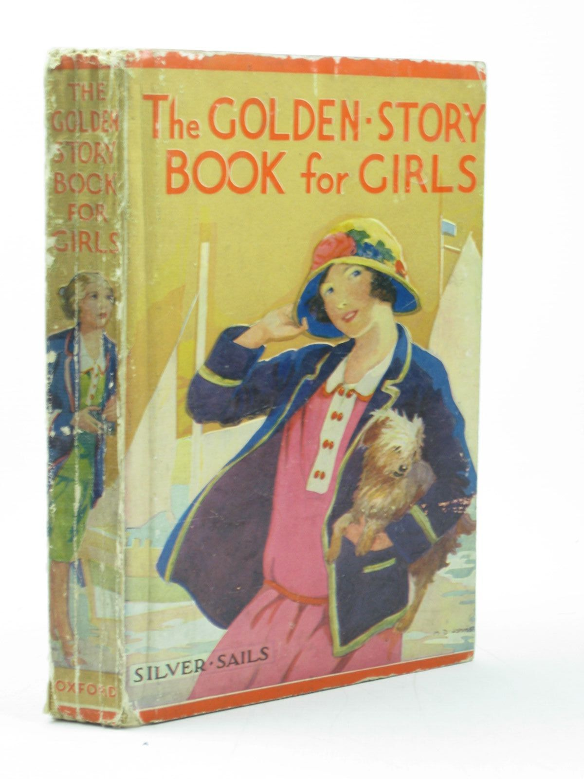 Photo of THE GOLDEN STORY BOOK FOR GIRLS