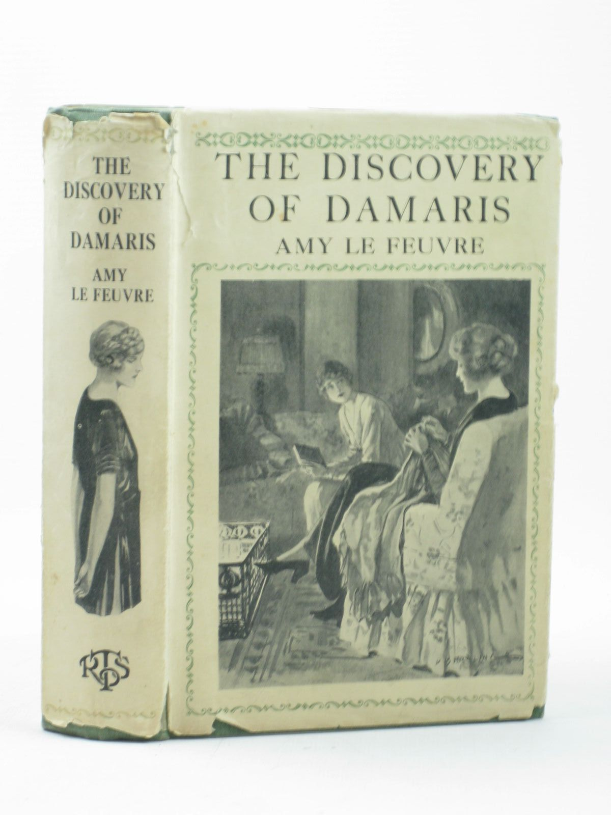 Photo of THE DISCOVERY OF DAMARIS written by Le Feuvre, Amy published by R.T.S. (STOCK CODE: 1502193)  for sale by Stella & Rose's Books