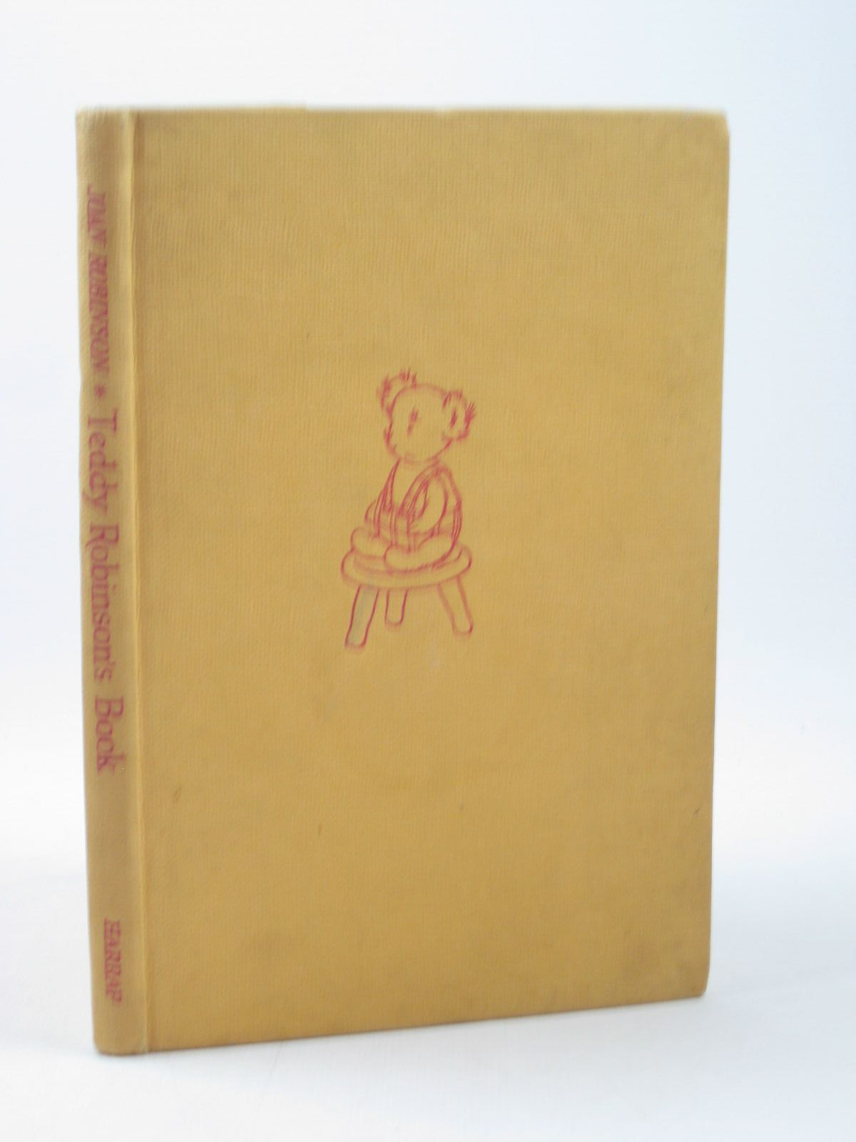Photo of TEDDY ROBINSON'S BOOK