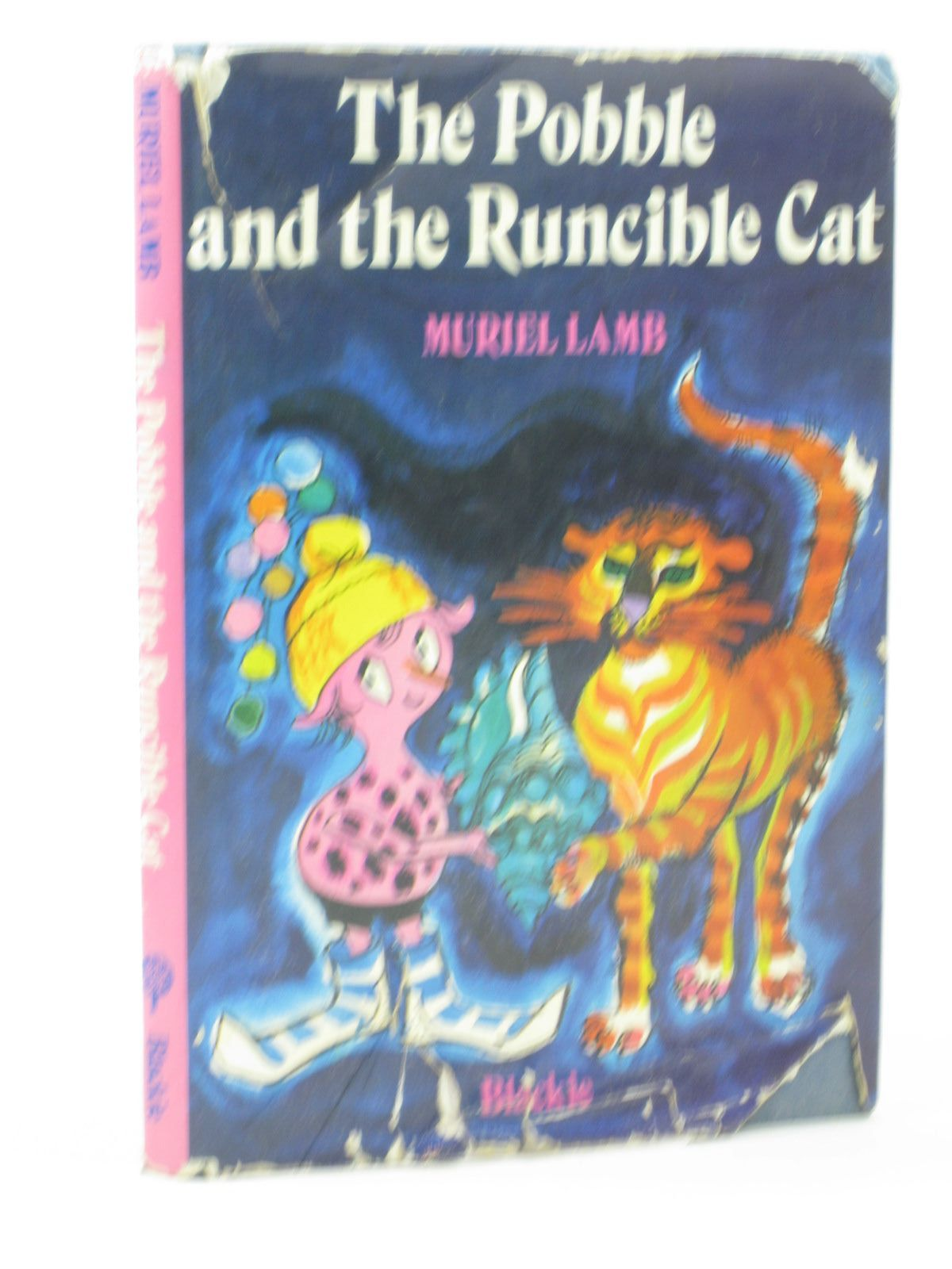 Photo of THE POBBLE AND THE RUNCIBLE CAT written by Lamb, Muriel illustrated by Smith, Virginia published by Blackie (STOCK CODE: 1502244)  for sale by Stella & Rose's Books