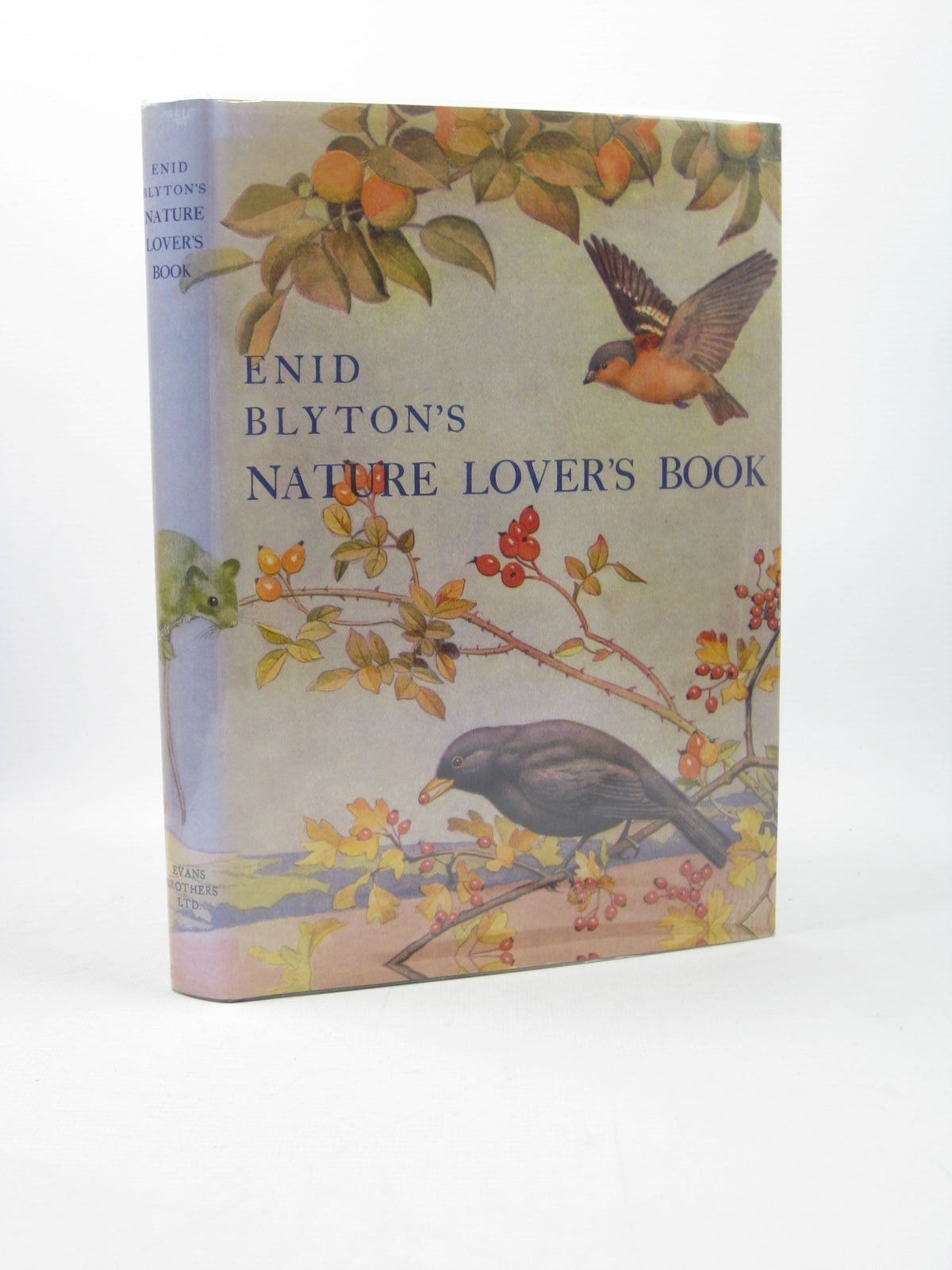 Photo of ENID BLYTON'S NATURE LOVER'S BOOK written by Blyton, Enid illustrated by Hopking, Noel published by Evans Brothers Limited (STOCK CODE: 1502252)  for sale by Stella & Rose's Books