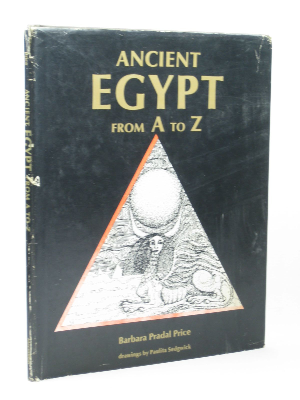 Photo of ANCIENT EGYPT FROM A TO Z written by Price, Barbara Pradal illustrated by Sedgwick, Paulita published by MacMillan (STOCK CODE: 1502347)  for sale by Stella & Rose's Books