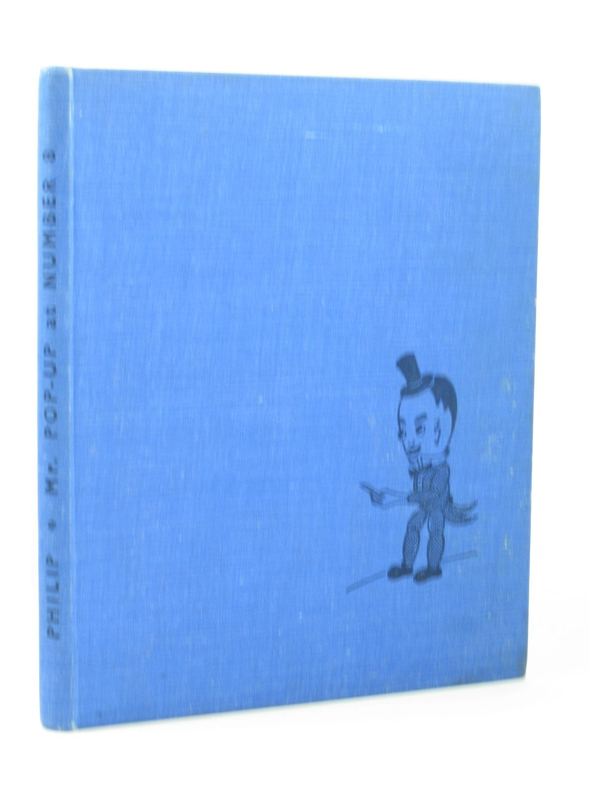 Photo of MR. POP-UP AT NUMBER 8 written by Philip, Alex J. illustrated by Ross, Joan published by Philip (STOCK CODE: 1502413)  for sale by Stella & Rose's Books
