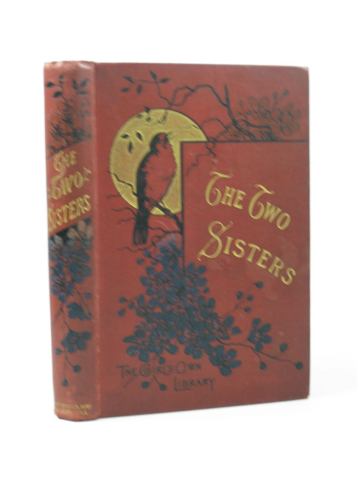 Photo of THE TWO SISTERS written by Pollard, M.M. published by W.P. Nimmo, Hay & Mitchell (STOCK CODE: 1502450)  for sale by Stella & Rose's Books