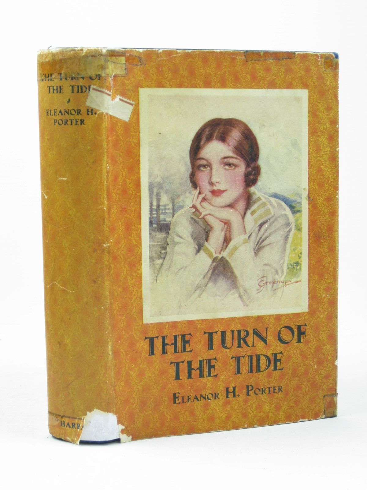 Photo of THE TURN OF THE TIDE written by Porter, Eleanor H. published by George G. Harrap & Co. Ltd. (STOCK CODE: 1502451)  for sale by Stella & Rose's Books