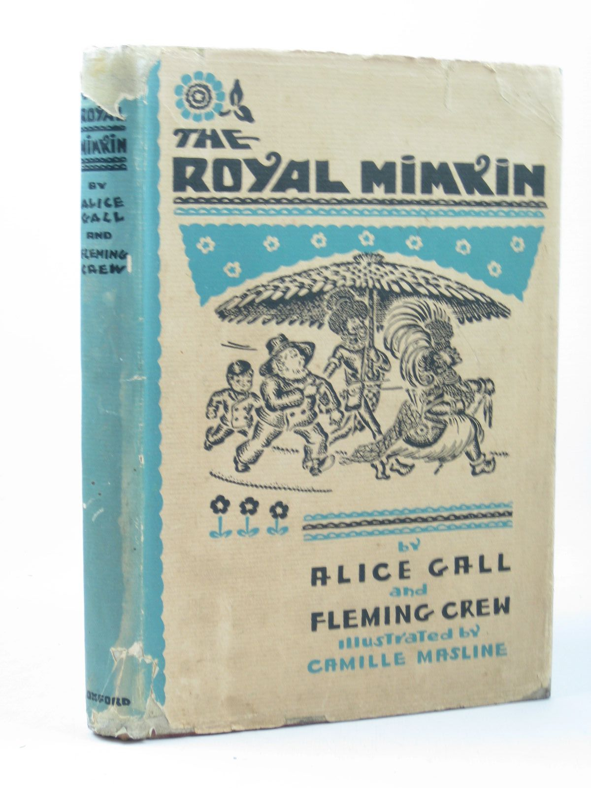 Photo of THE ROYAL MIMKIN written by Gall, Alice<br />Crew, Fleming illustrated by Masline, Camille published by Oxford University Press (STOCK CODE: 1502472)  for sale by Stella & Rose's Books
