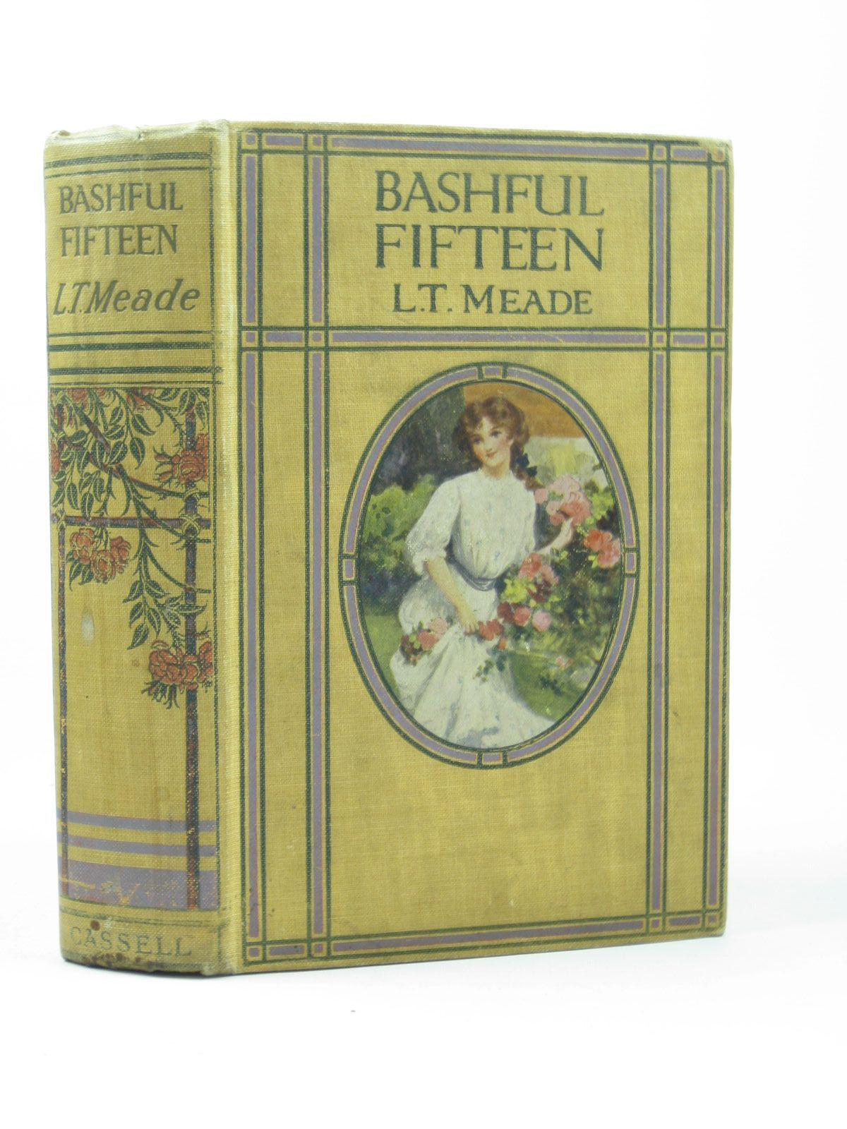 Photo of BASHFUL FIFTEEN written by Meade, L.T. published by Cassell & Company Ltd (STOCK CODE: 1502474)  for sale by Stella & Rose's Books