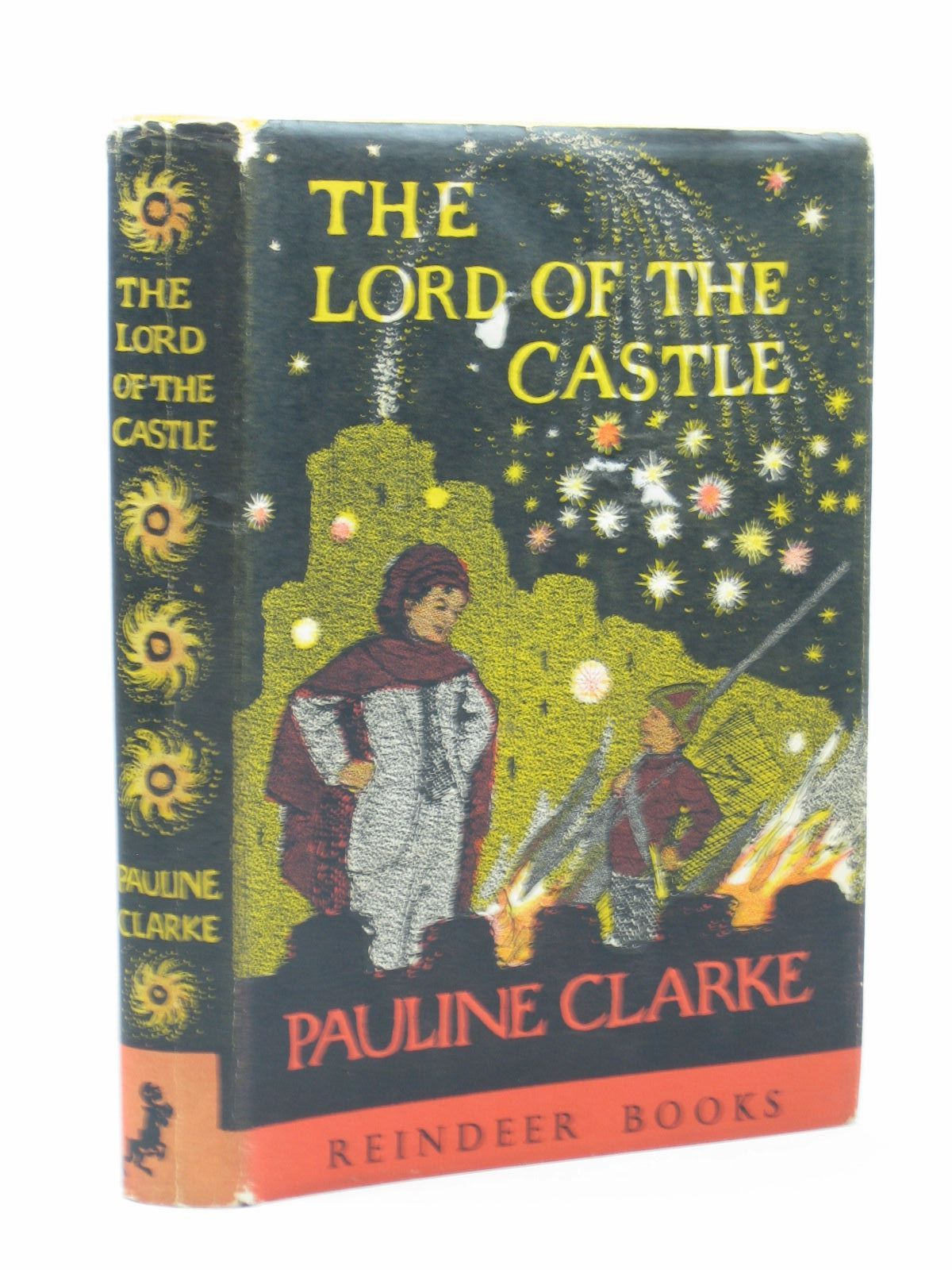 Photo of THE LORD OF THE CASTLE written by Clarke, Pauline illustrated by Leslie, Cecil published by Hamish Hamilton (STOCK CODE: 1502517)  for sale by Stella & Rose's Books
