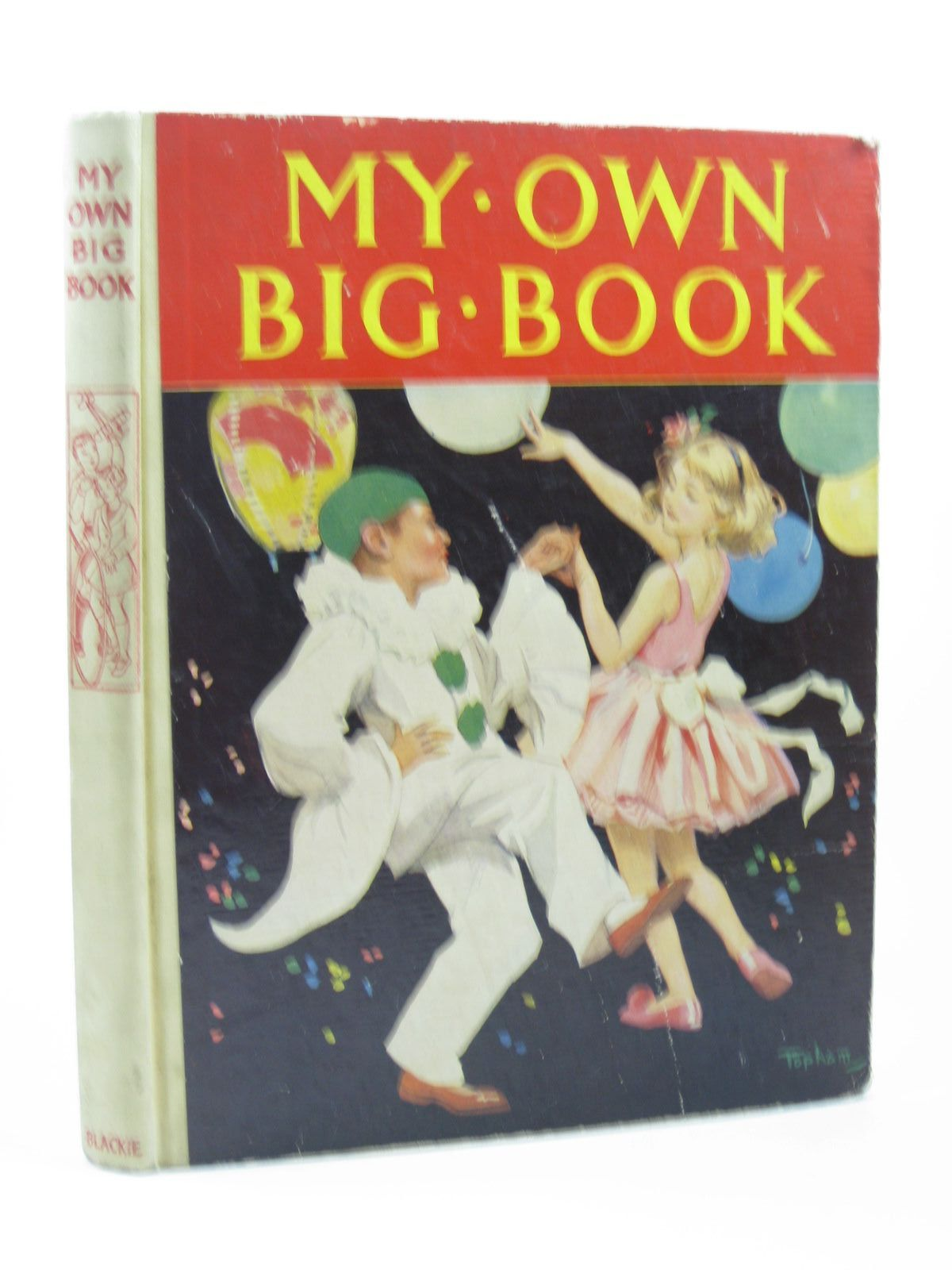 Photo of MY OWN BIG BOOK illustrated by Appleton, Honor C.<br />Woolley,<br />Insall, Frank<br />Earnshaw, Harold<br />et al., published by Blackie & Son Ltd. (STOCK CODE: 1502623)  for sale by Stella & Rose's Books