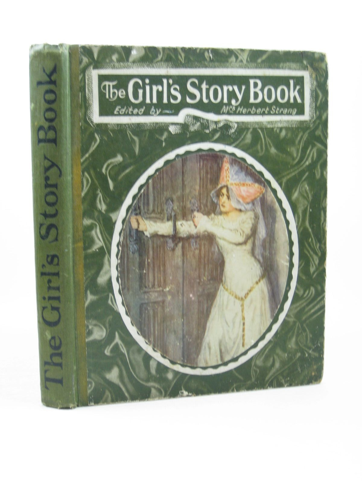 Photo of THE GIRL'S STORY BOOK
