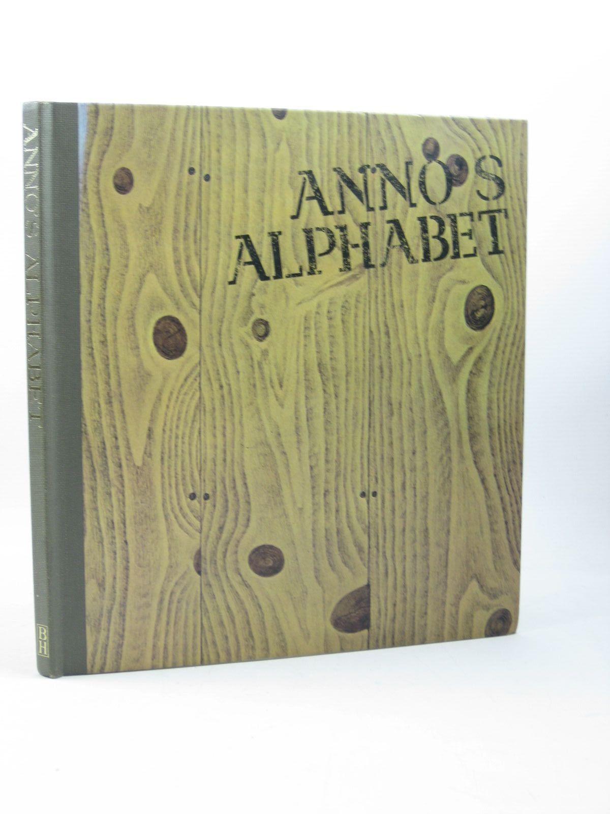 Photo of ANNO'S ALPHABET