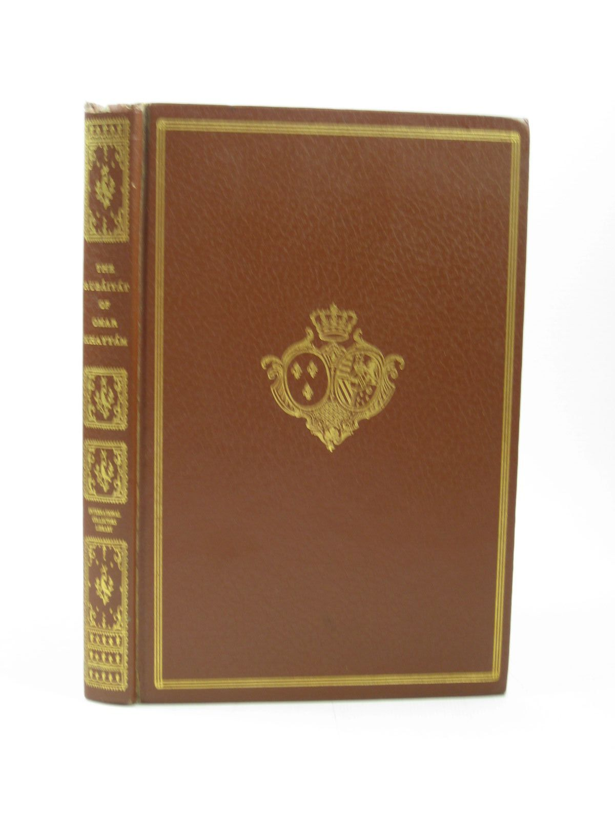 Photo of RUBAIYAT OF OMAR KHAYYAM written by Fitzgerald, Edward illustrated by Dulac, Edmund published by International Collectors Library (STOCK CODE: 1502774)  for sale by Stella & Rose's Books
