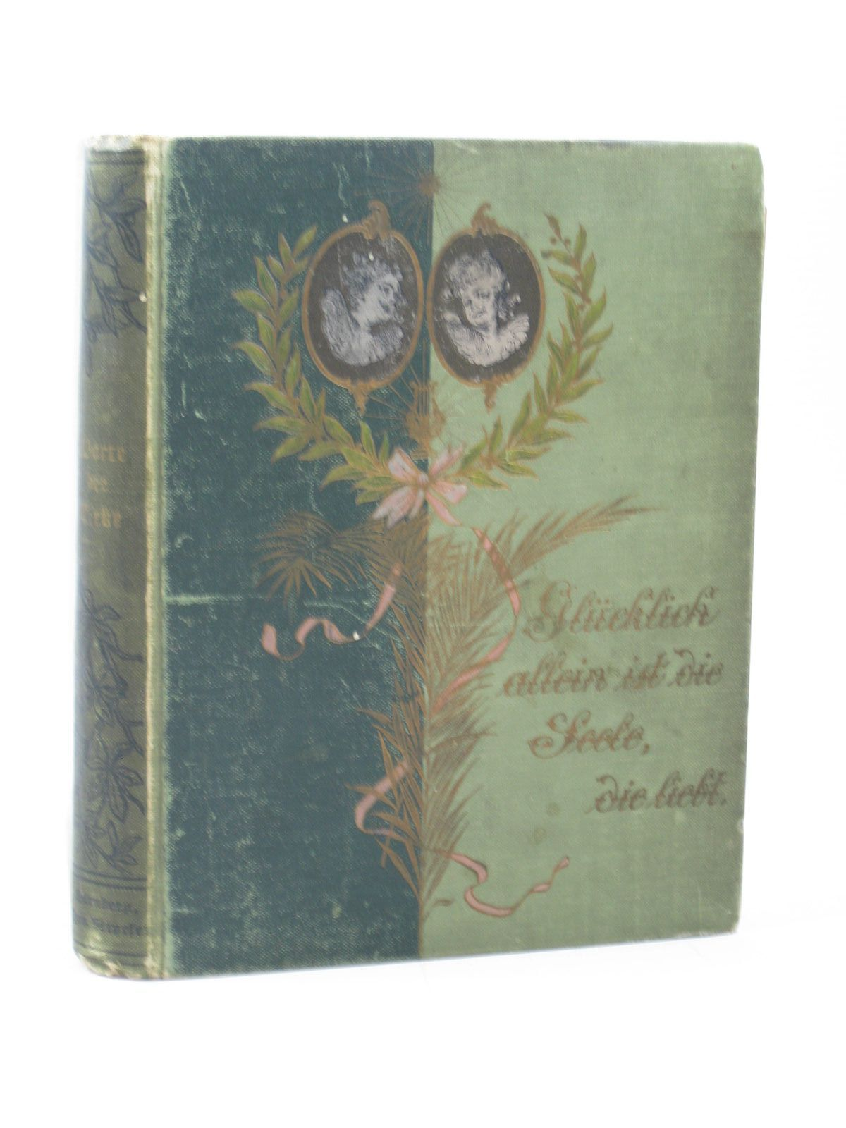Photo of WORTE DER LIEBE published by Theodore Stroefer (STOCK CODE: 1502786)  for sale by Stella & Rose's Books