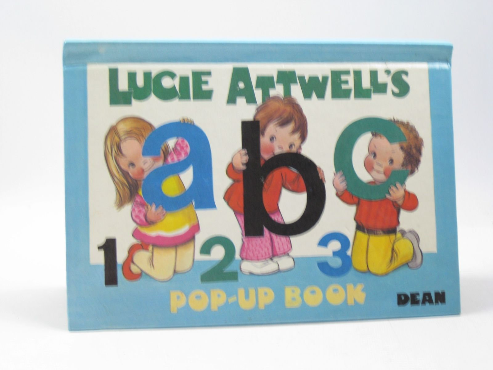 Photo of LUCIE ATTWELL'S ABC 123 POP-UP BOOK