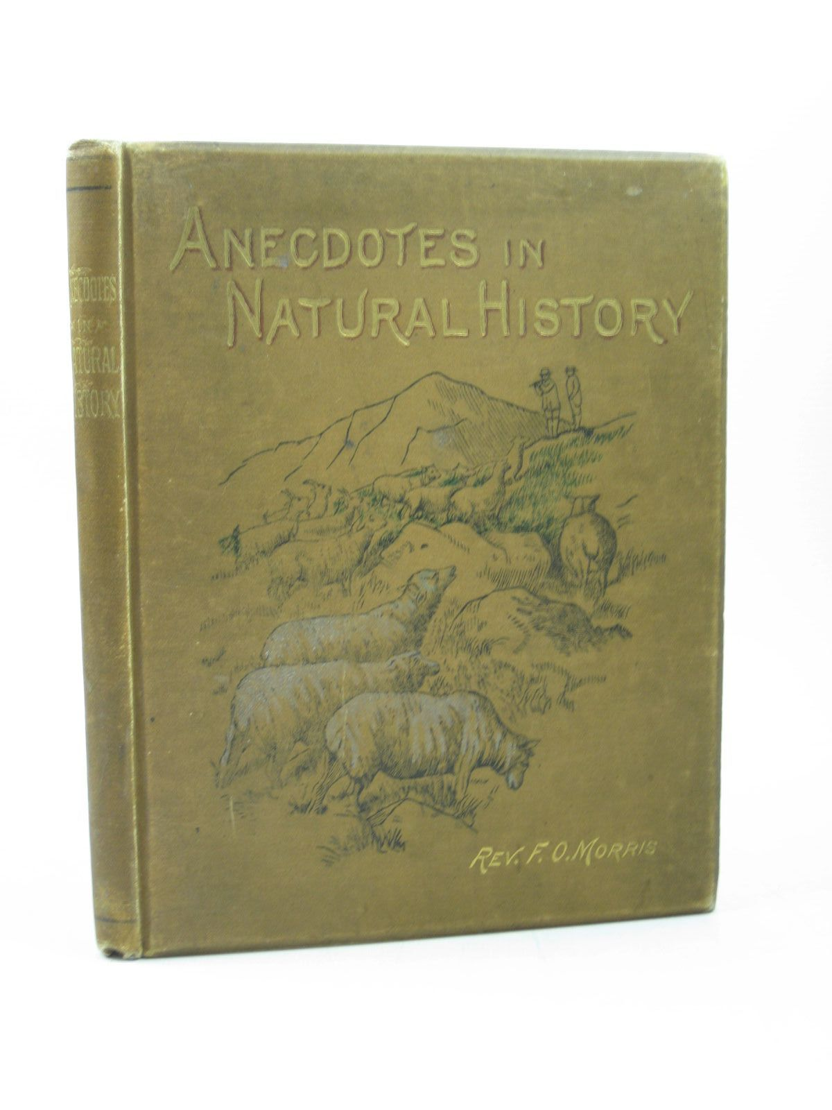 Photo of ANECDOTES IN NATURAL HISTORY written by Morris, Rev. F.O. illustrated by Weir, Harrison<br />Elwes, A.T.<br />Webb, W. J. published by S.W. Partridge & Co. (STOCK CODE: 1502818)  for sale by Stella & Rose's Books
