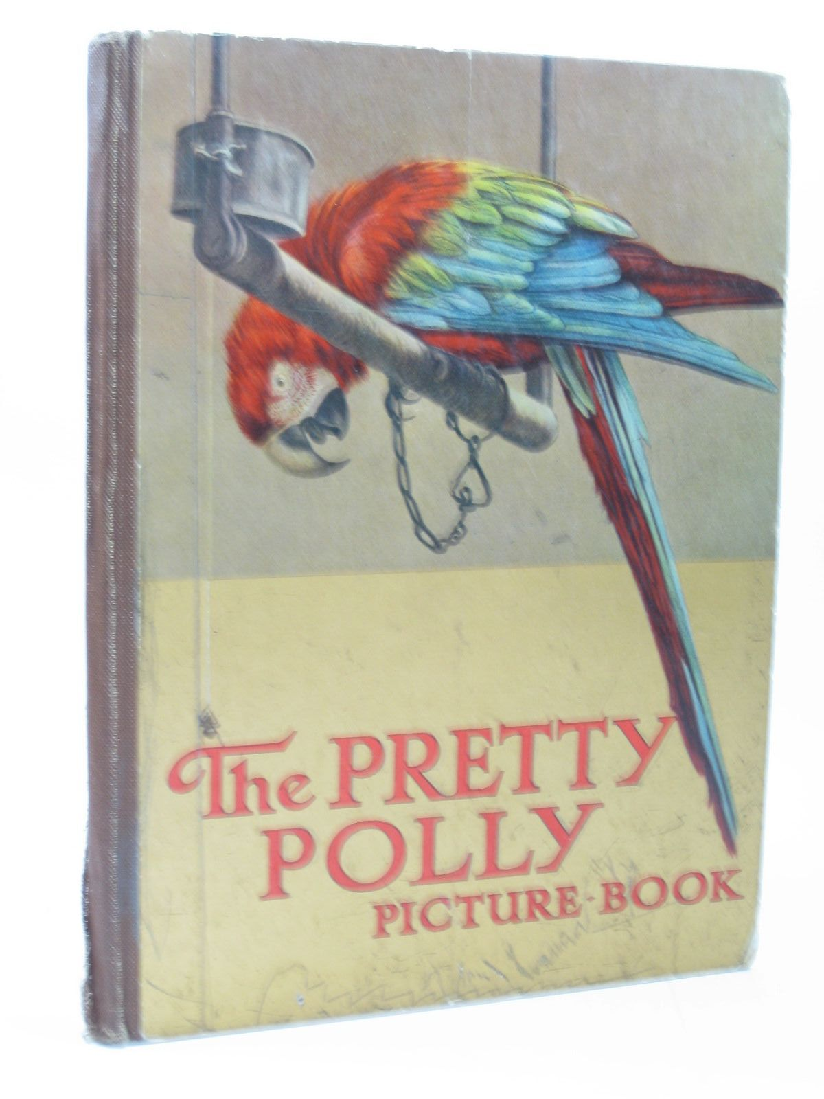 Photo of THE PRETTY POLLY PICTURE BOOK