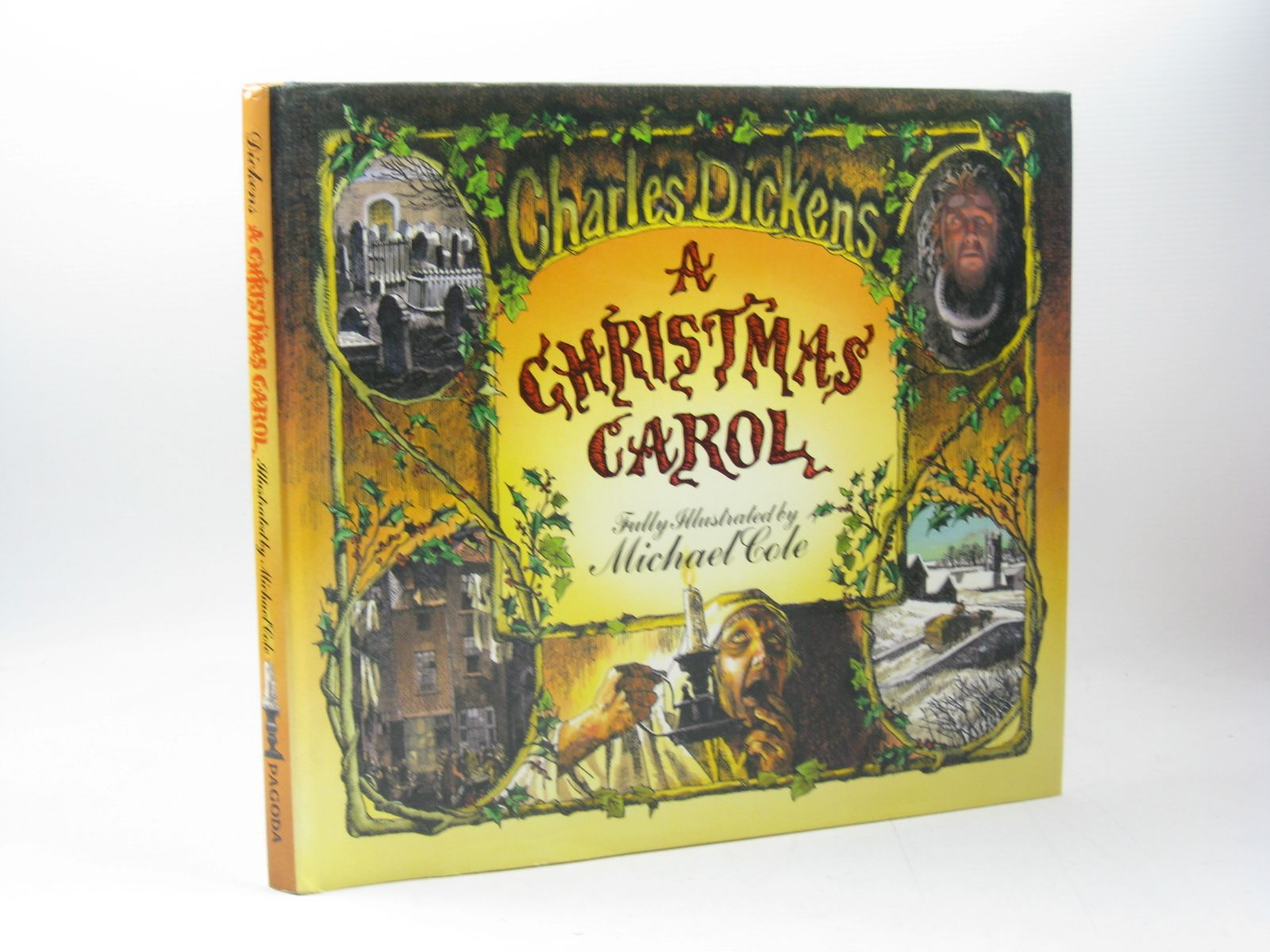 photo of a christmas carol written by dickens charles illustrated by cole michael published - When Was A Christmas Carol Published