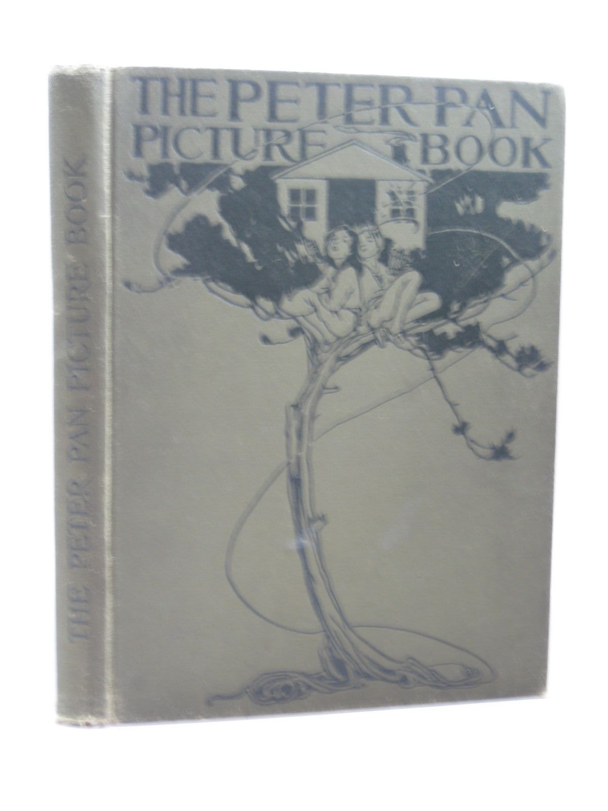 Photo of THE PETER PAN PICTURE BOOK written by Barrie, J.M.<br />O'Connor, Daniel illustrated by Woodward, Alice B. published by G. Bell & Sons Ltd. (STOCK CODE: 1502912)  for sale by Stella & Rose's Books