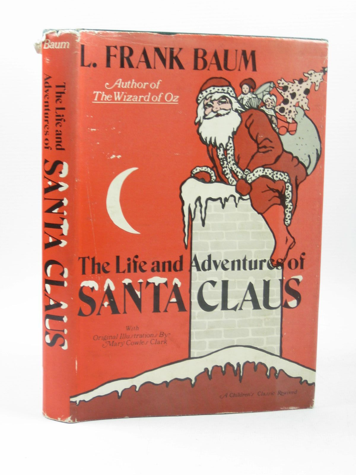 Photo of THE LIFE AND ADVENTURES OF SANTA CLAUS written by Baum, L. Frank illustrated by Clark, Mary Cowles published by Exposition Press (STOCK CODE: 1502916)  for sale by Stella & Rose's Books