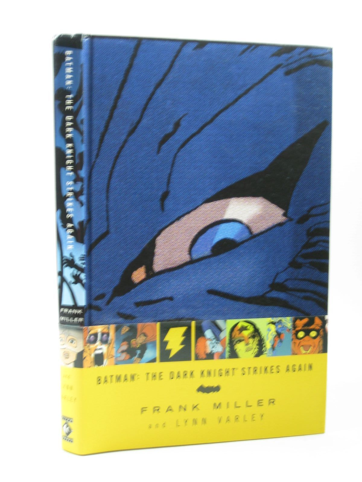 Photo of BATMAN: THE DARK KNIGHT STRIKES AGAIN written by Miller, Frank illustrated by Miller, Frank<br />Varley, Lynn published by DC Comics Inc. (STOCK CODE: 1502926)  for sale by Stella & Rose's Books