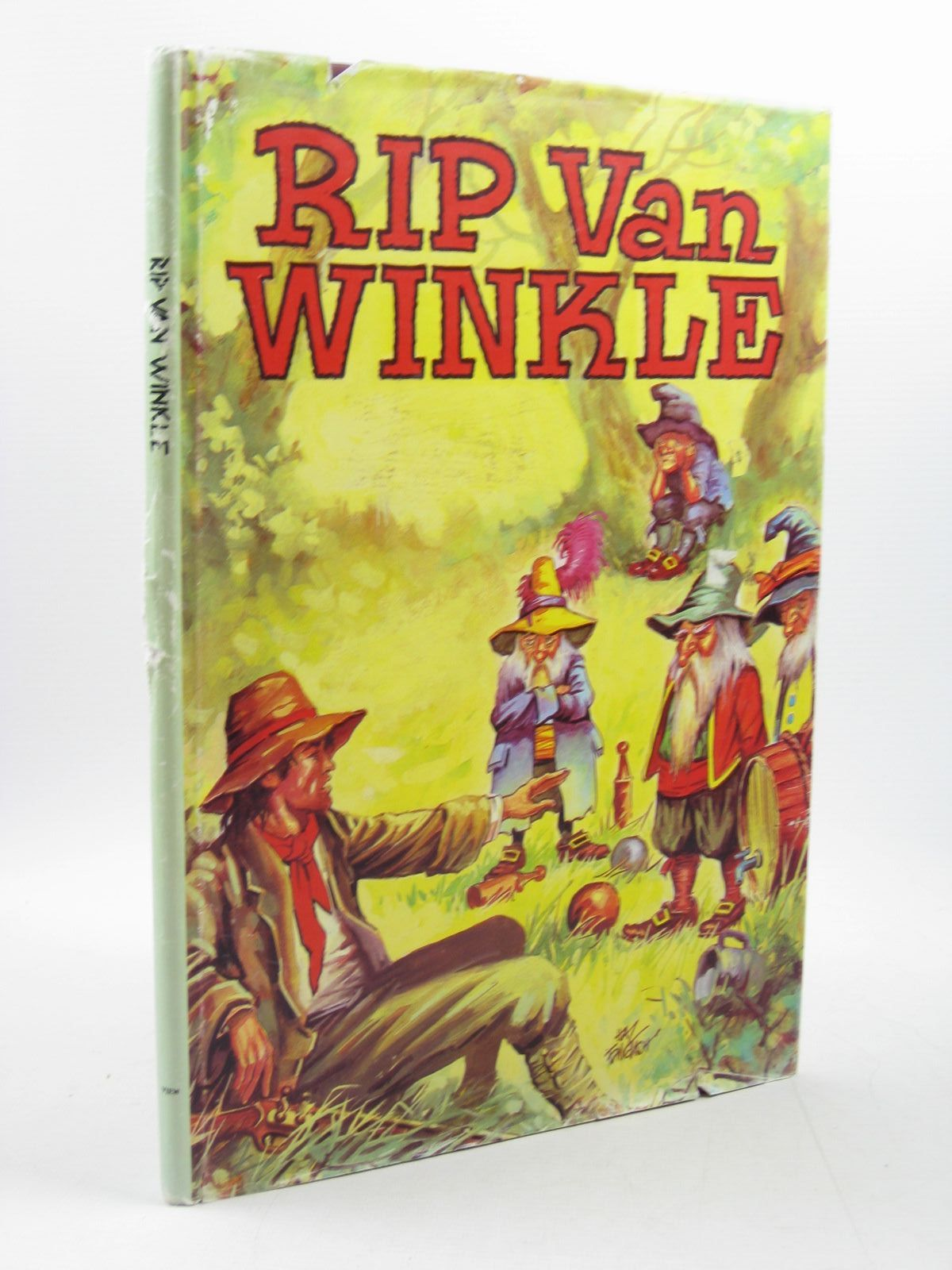 rip van winkle by washington irving Major themes in washington irving's rip van winkle learn and understand all  of the themes found in rip van winkle, such as freedom.