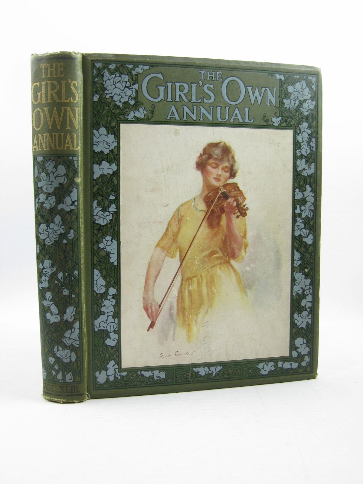 Photo of THE GIRL'S OWN ANNUAL - VOLUME 43