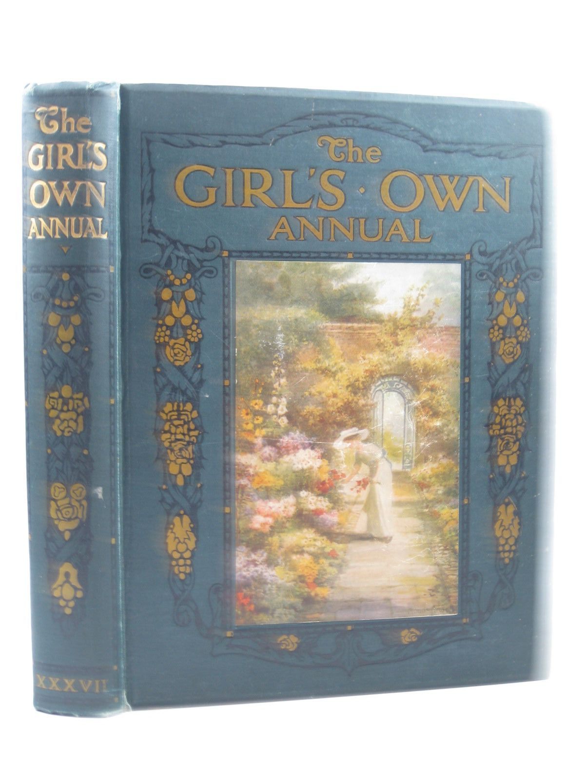 Photo of THE GIRL'S OWN ANNUAL - VOLUME 37