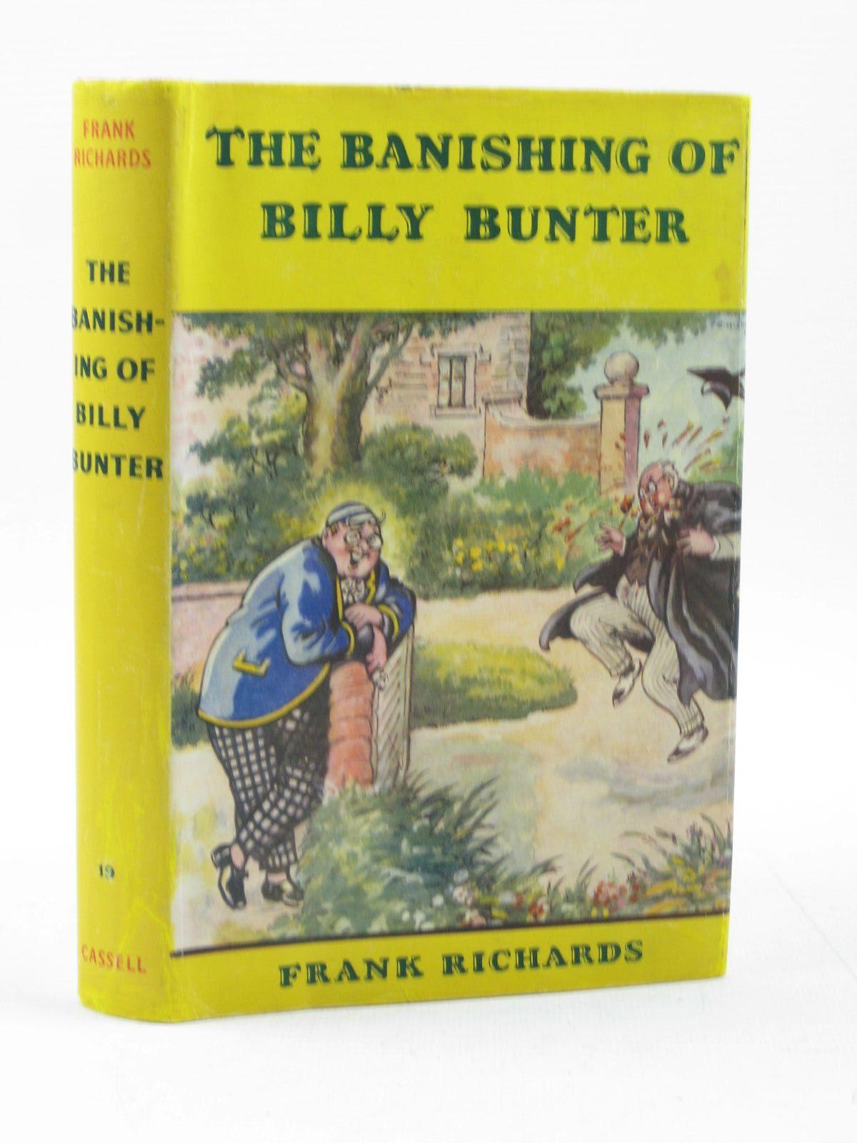 Photo of THE BANISHING OF BILLY BUNTER