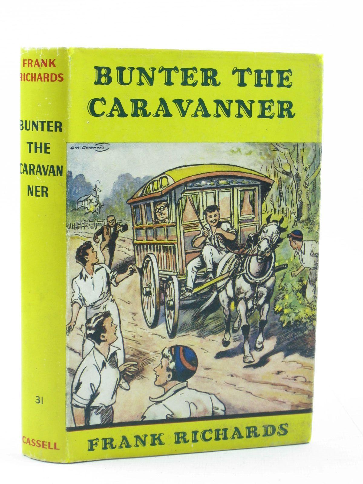 Photo of BUNTER THE CARAVANNER