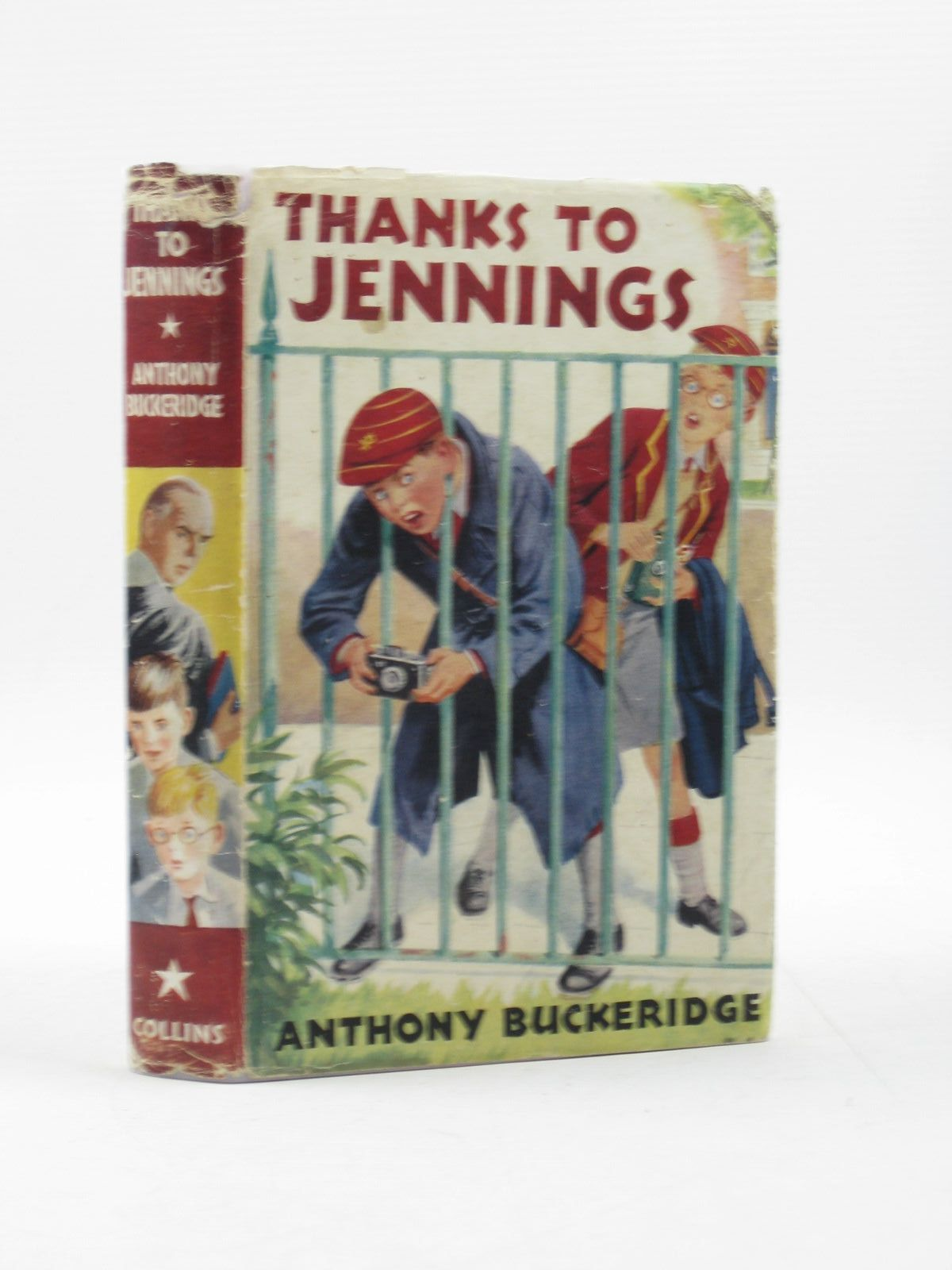 Photo of THANKS TO JENNINGS